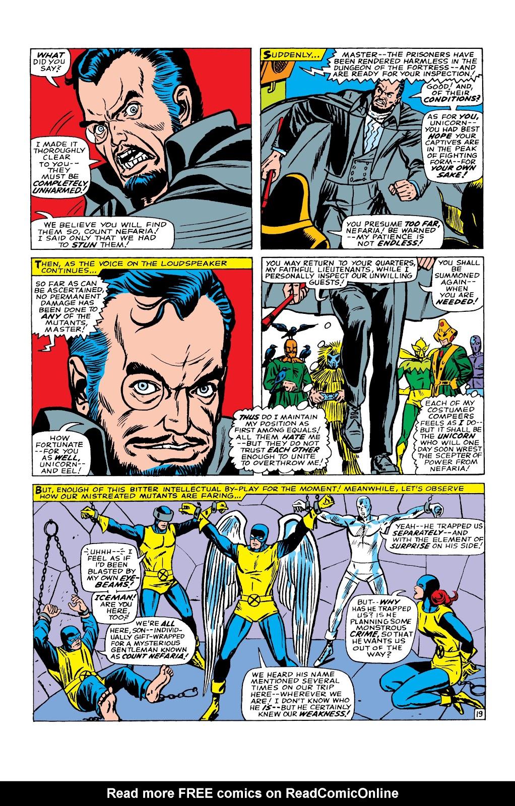 Uncanny X-Men (1963) issue 22 - Page 20