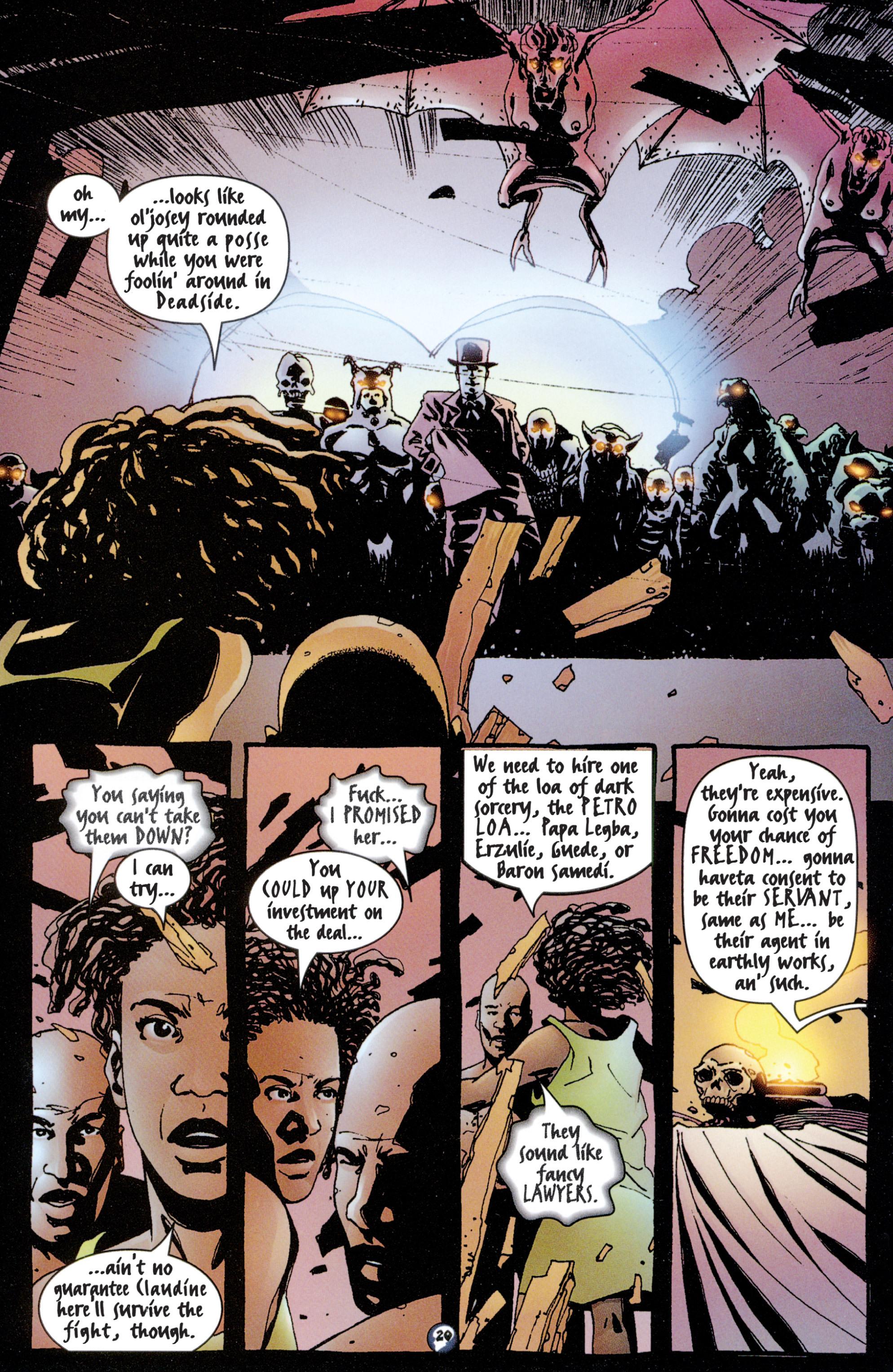 Read online Shadowman (1997) comic -  Issue #8 - 16