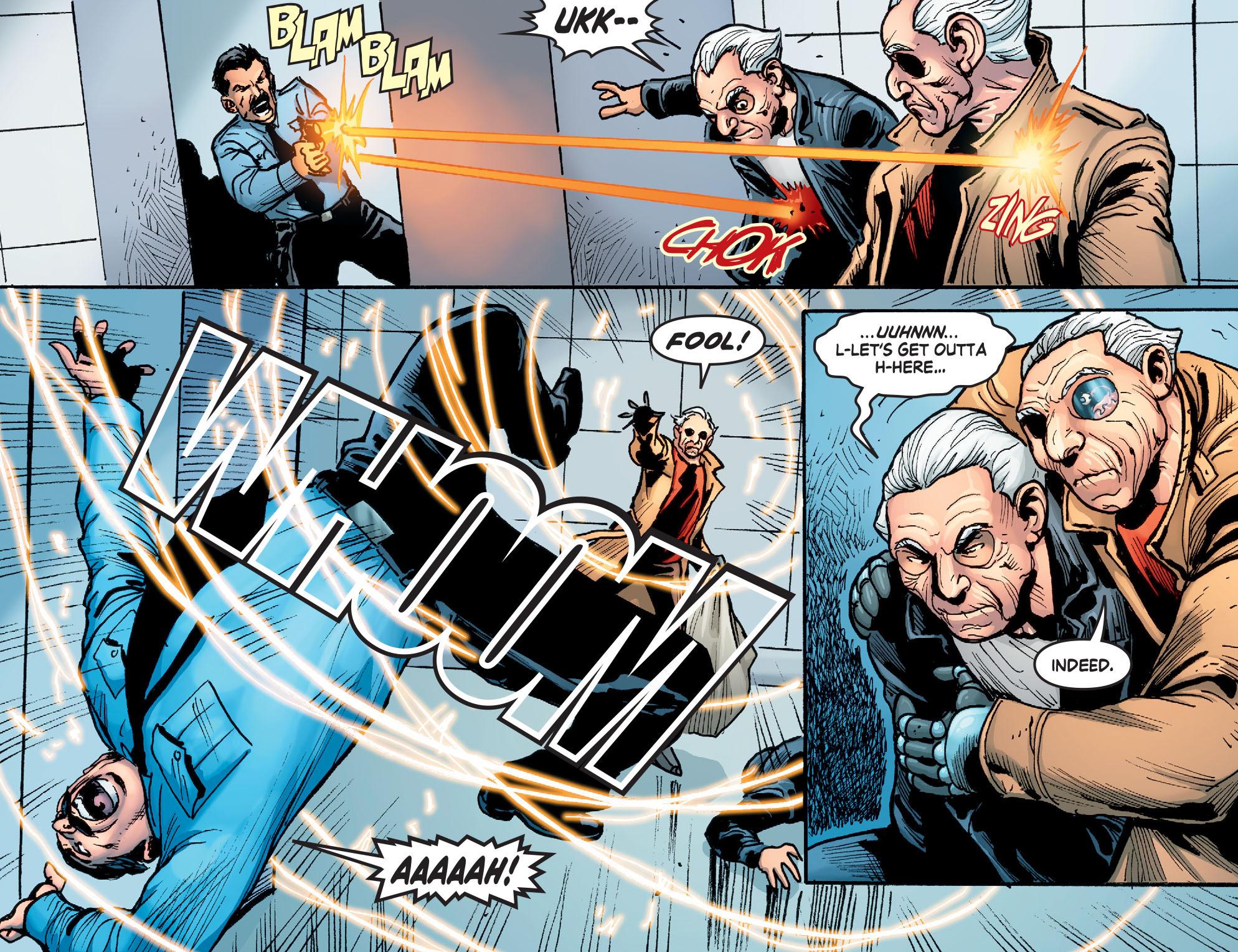 Read online Wonder Woman '77 [I] comic -  Issue #21 - 4