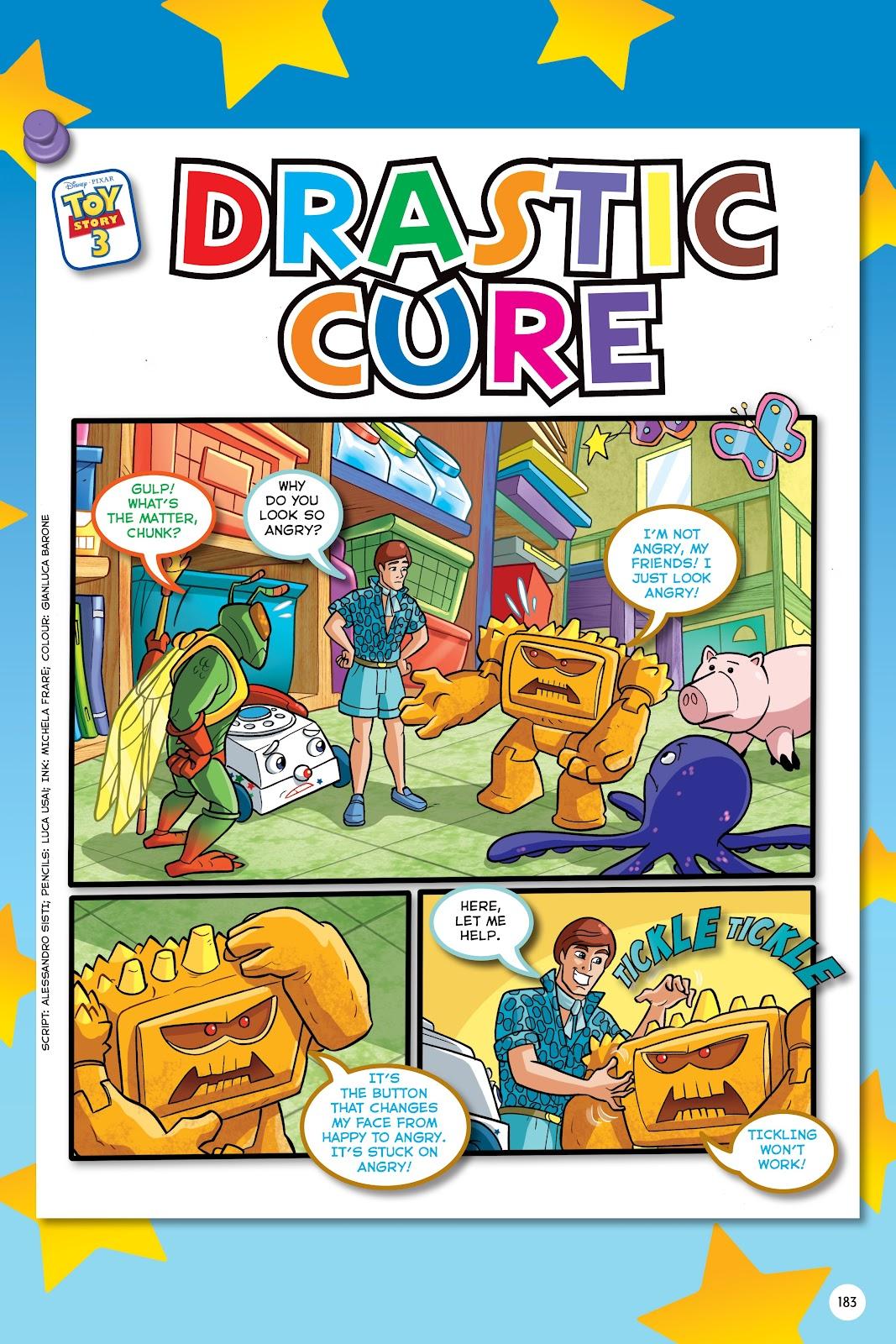 Read online DISNEY·PIXAR Toy Story Adventures comic -  Issue # TPB 1 (Part 2) - 83