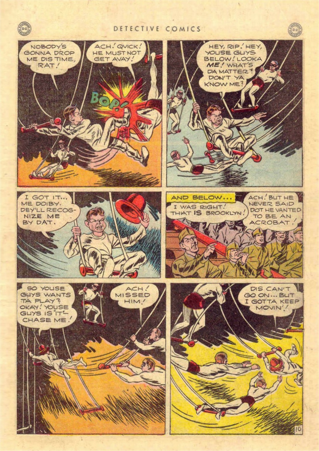 Read online Detective Comics (1937) comic -  Issue #97 - 48