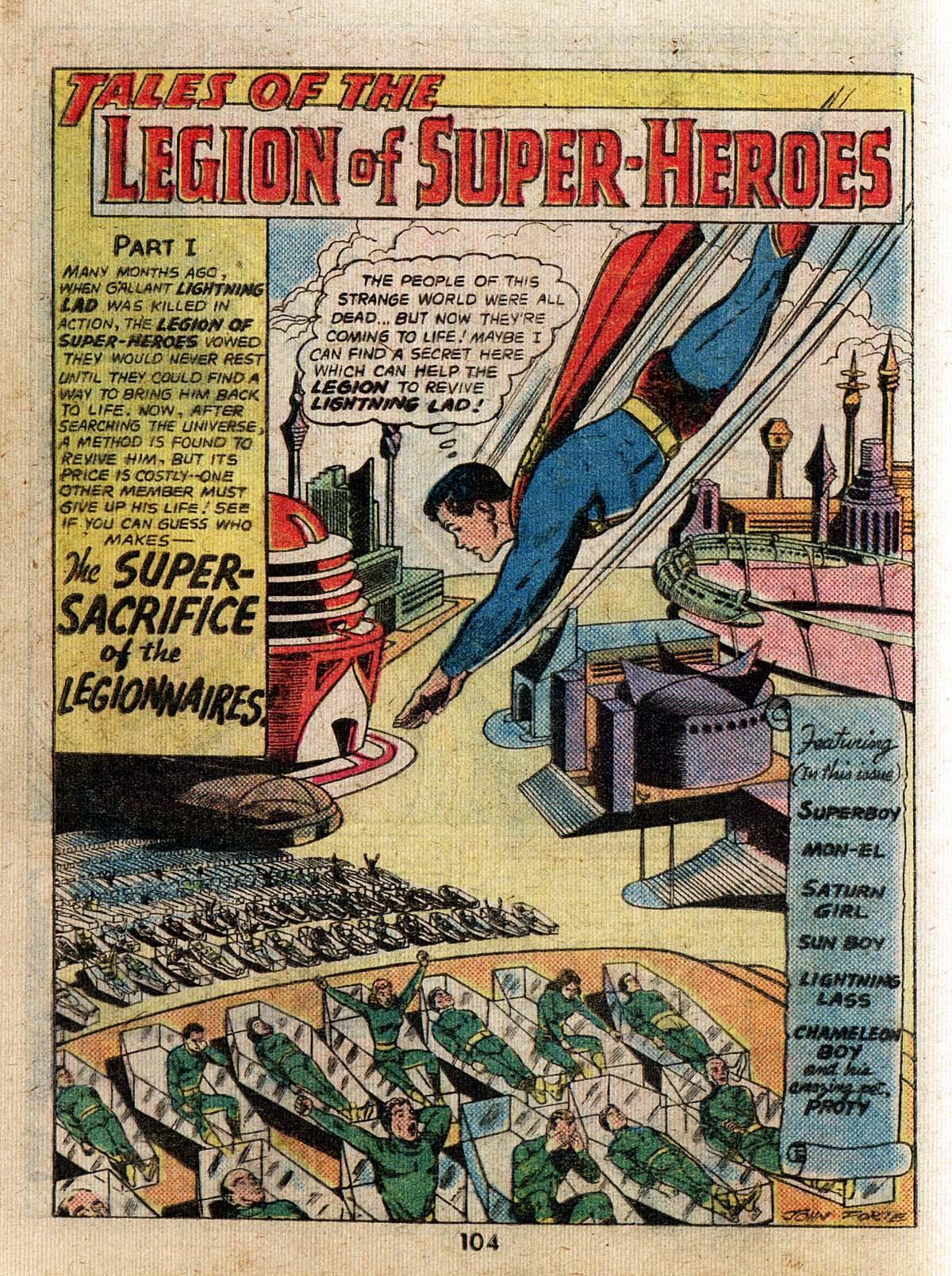 Read online Adventure Comics (1938) comic -  Issue #500 - 104