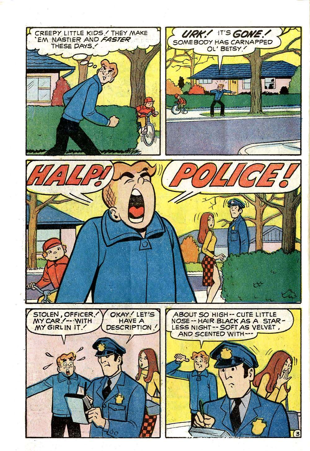 Read online Archie (1960) comic -  Issue #219 - 30