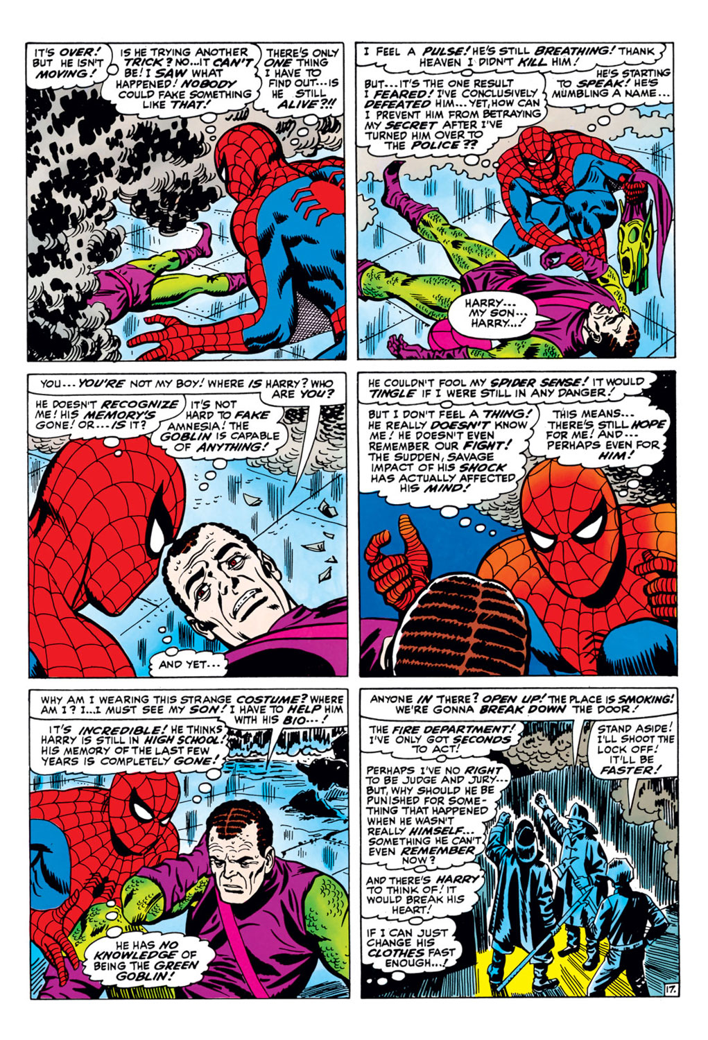 The Amazing Spider-Man (1963) 40 Page 17