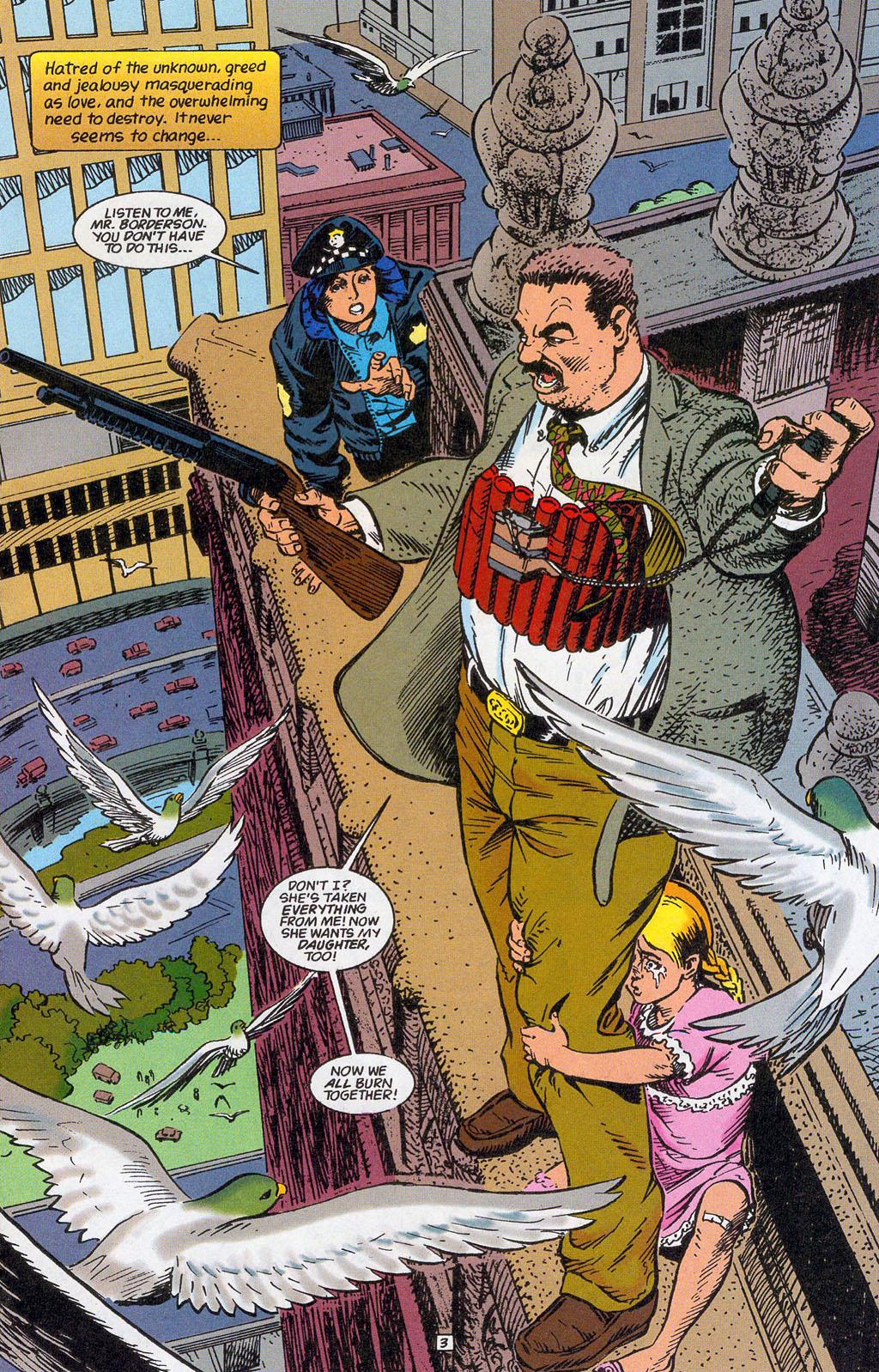 Hawkman (1993) Issue #24 #27 - English 5