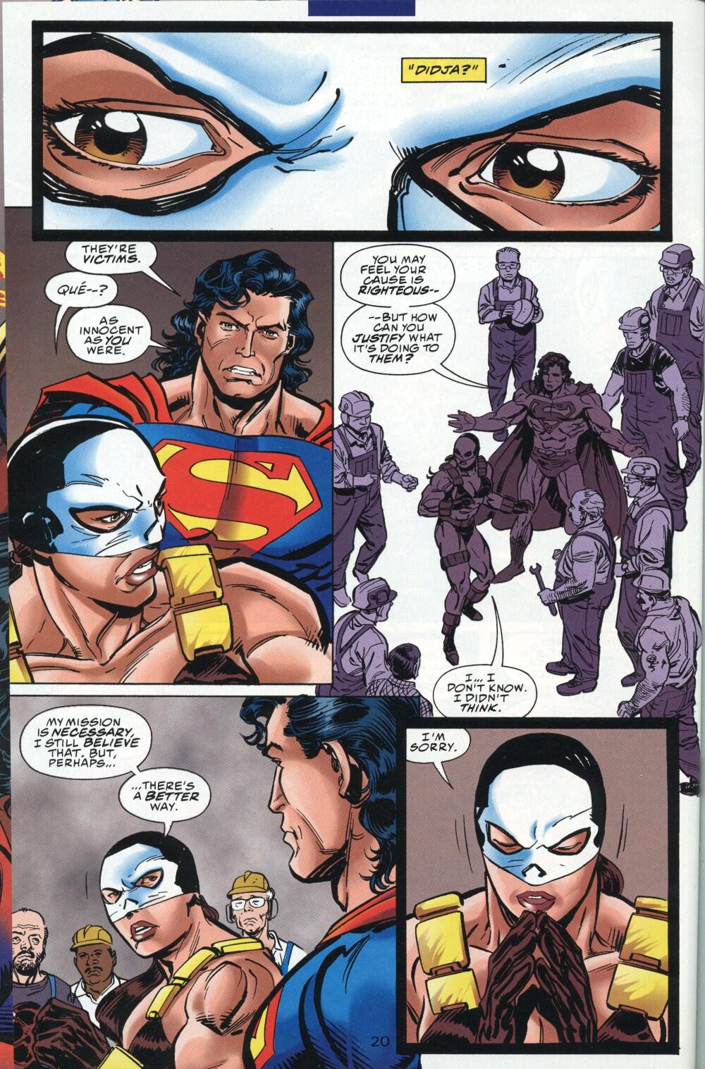 Action Comics (1938) 718 Page 21