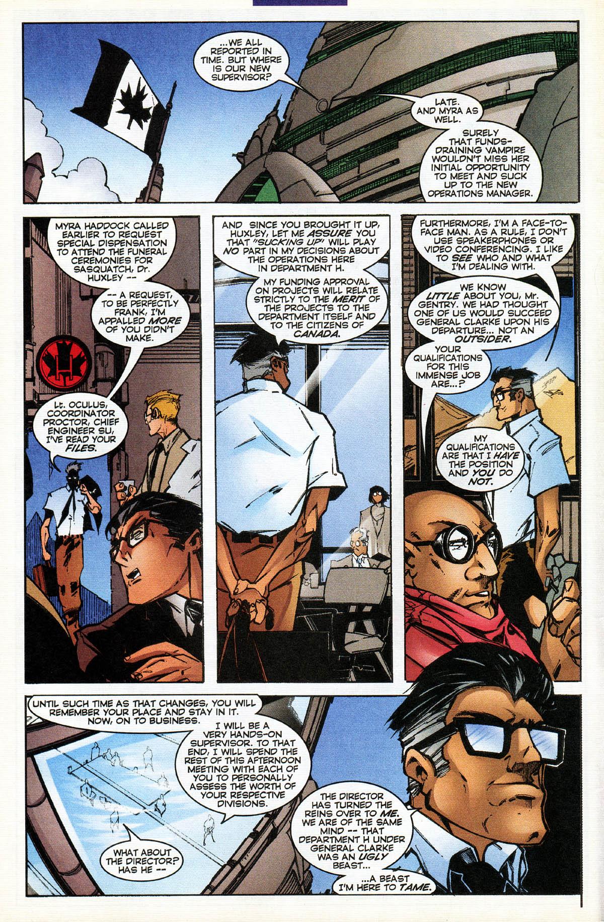 Read online Alpha Flight (1997) comic -  Issue #14 - 9
