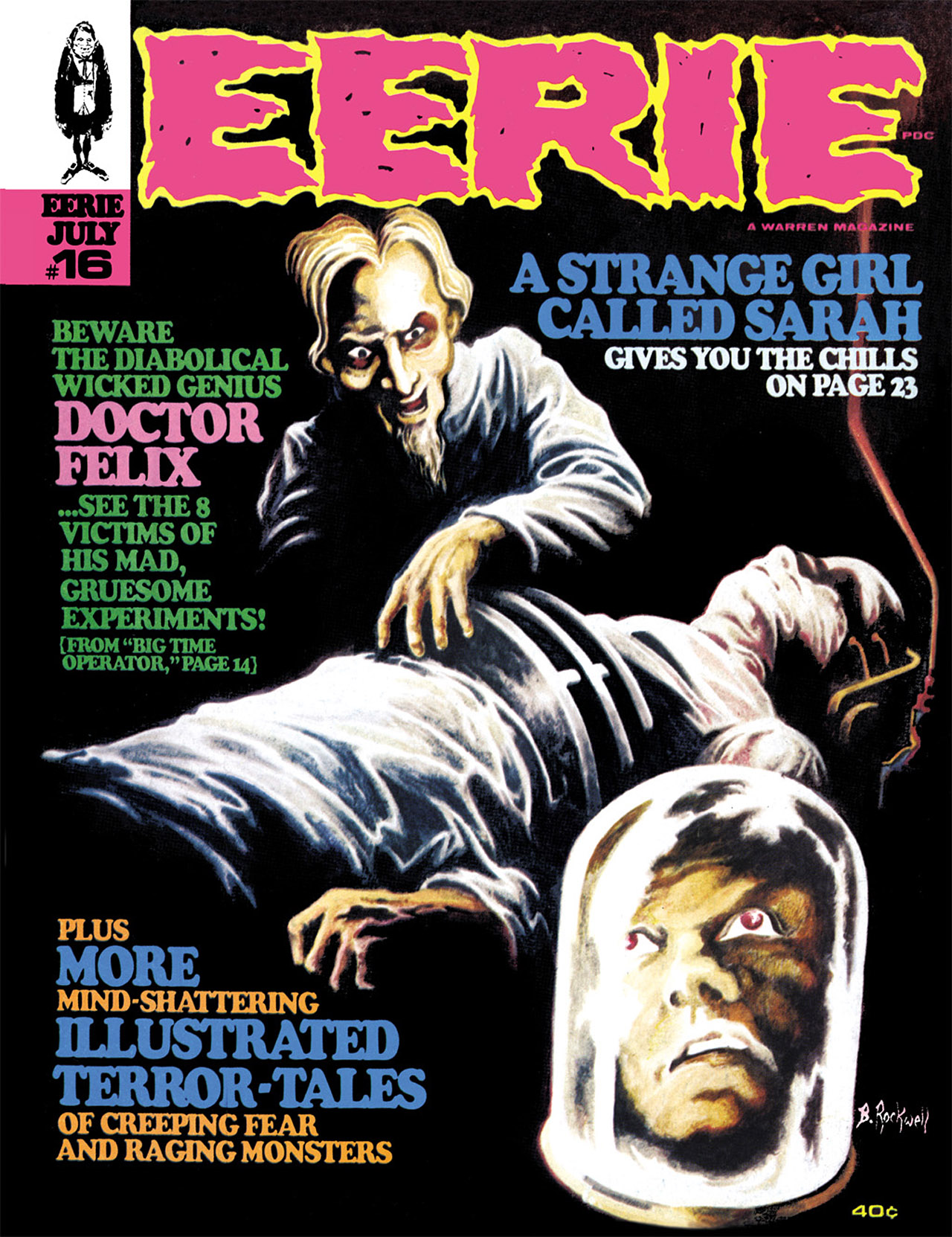 Read online Eerie Archives comic -  Issue # TPB 4 - 14
