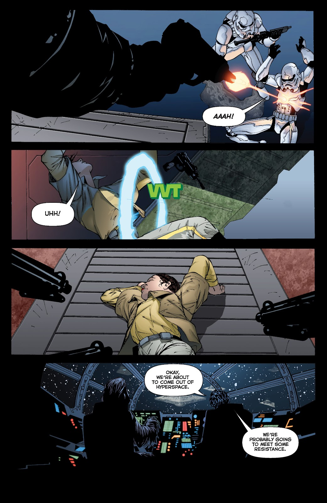 Read online Star Wars Legends: Infinities - Epic Collection comic -  Issue # TPB (Part 3) - 63