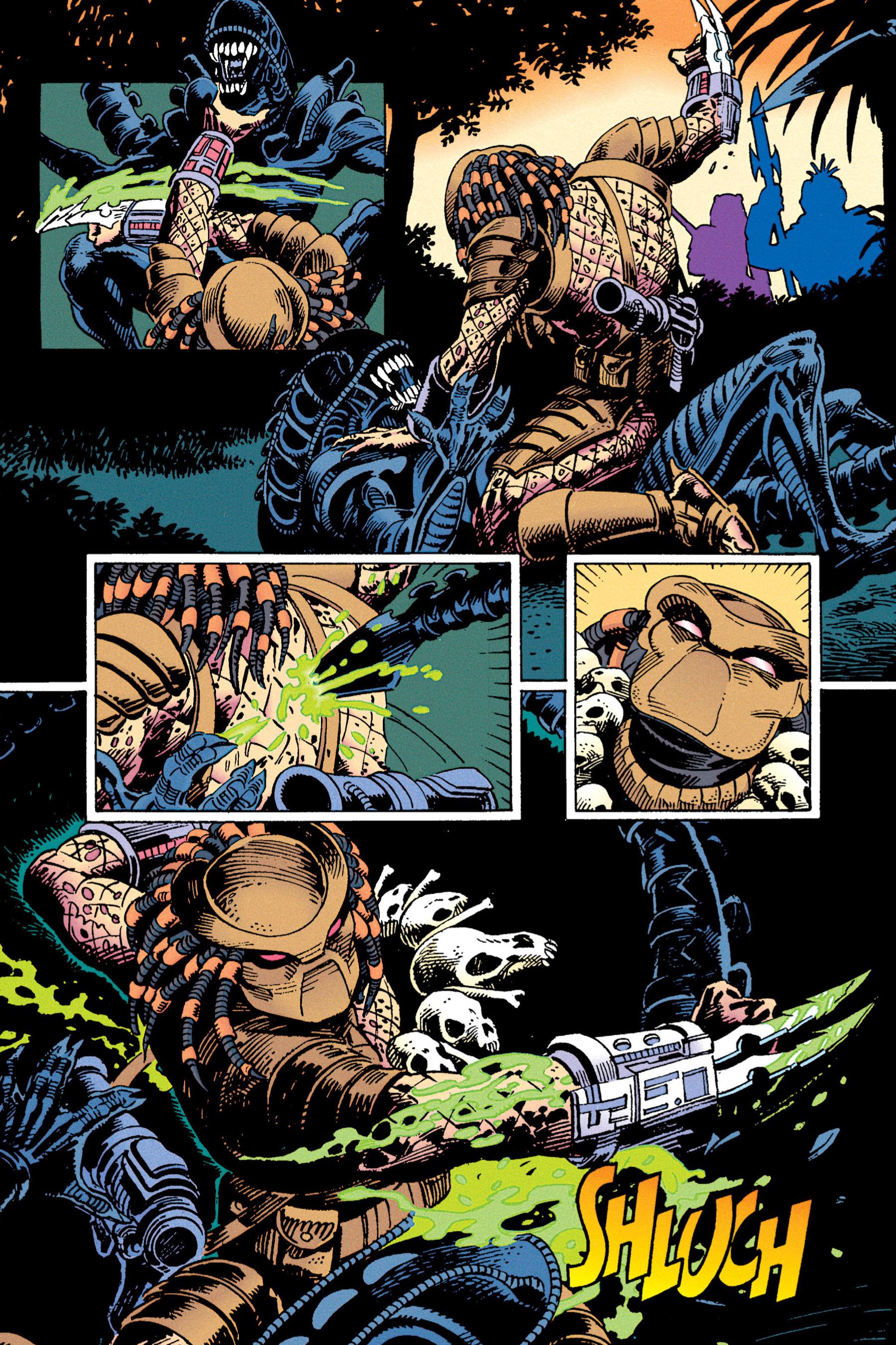 Read online Aliens vs. Predator Omnibus comic -  Issue # _TPB 1 Part 3 - 77