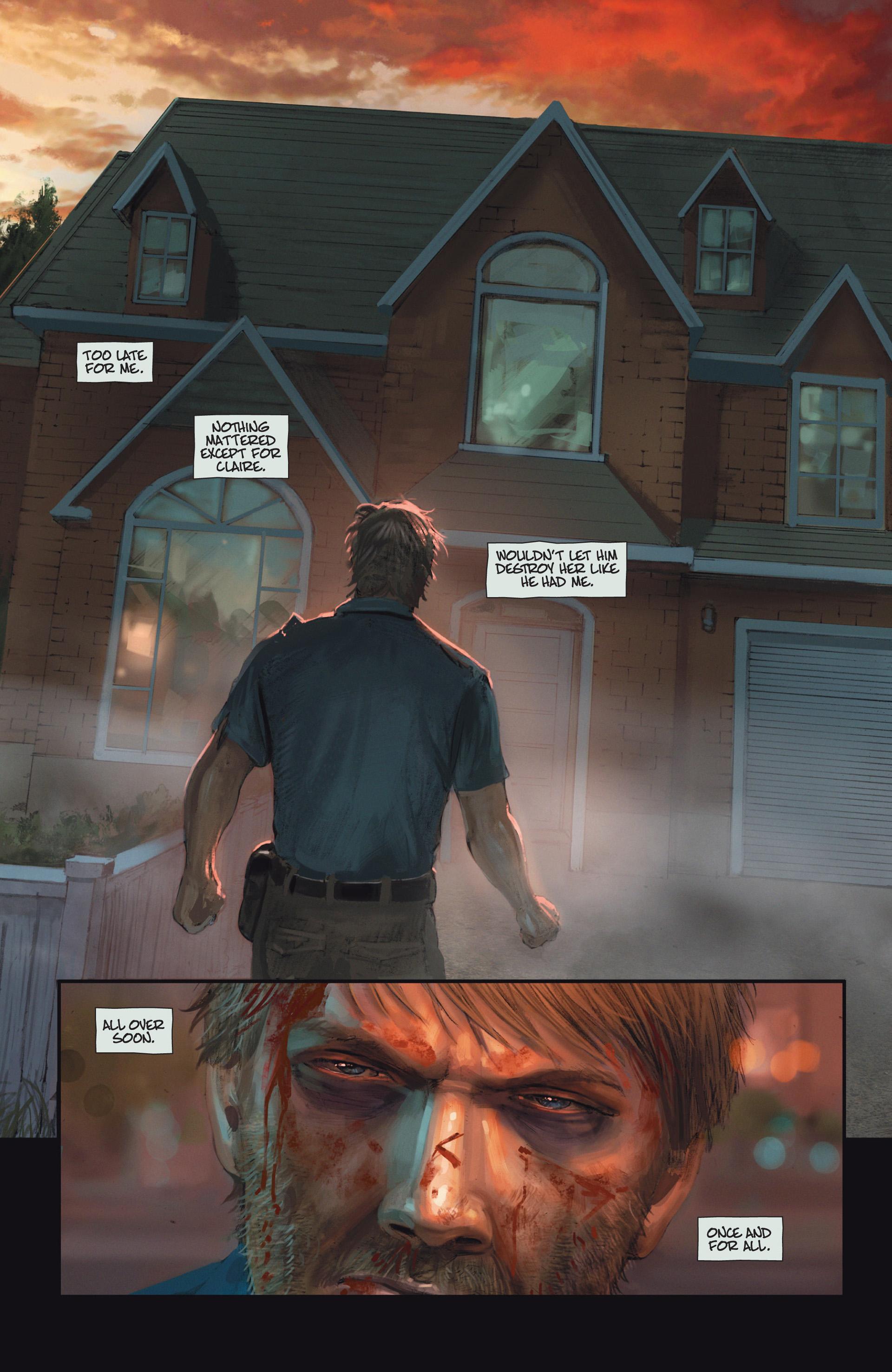 Read online Abattoir comic -  Issue #6 - 15