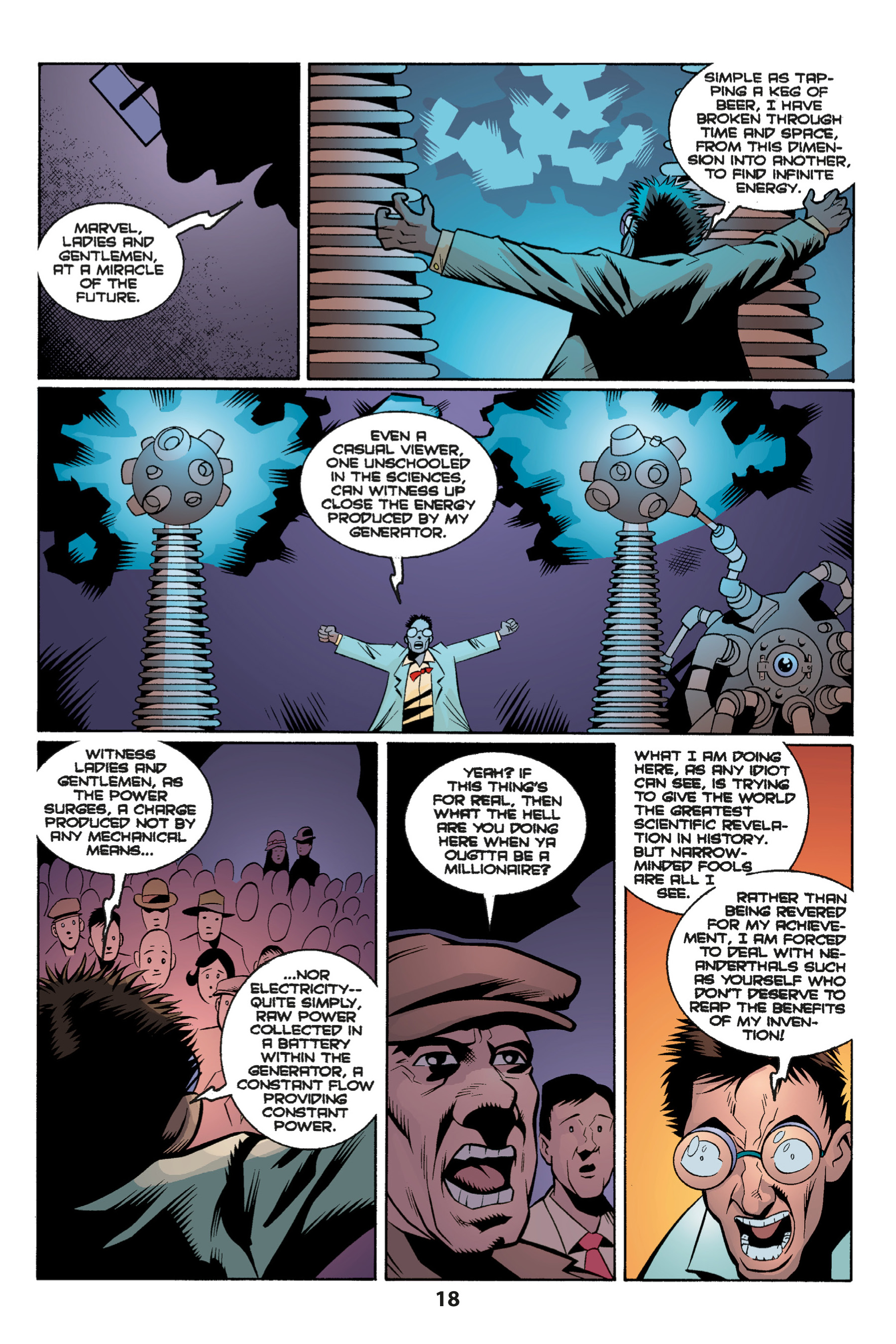 Read online Buffy the Vampire Slayer: Omnibus comic -  Issue # TPB 1 - 20