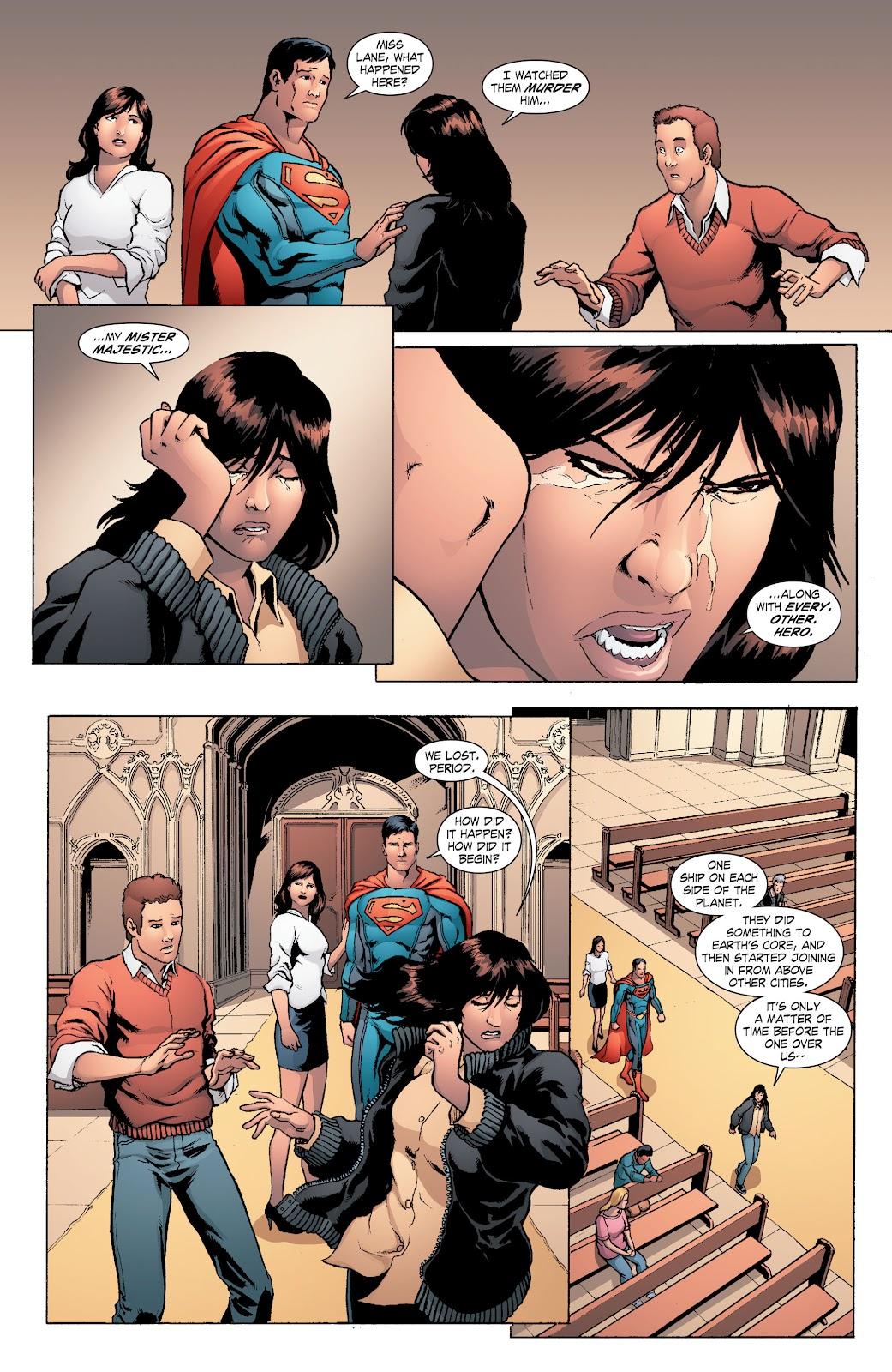 Read online Smallville Season 11 [II] comic -  Issue # TPB 8 - 77