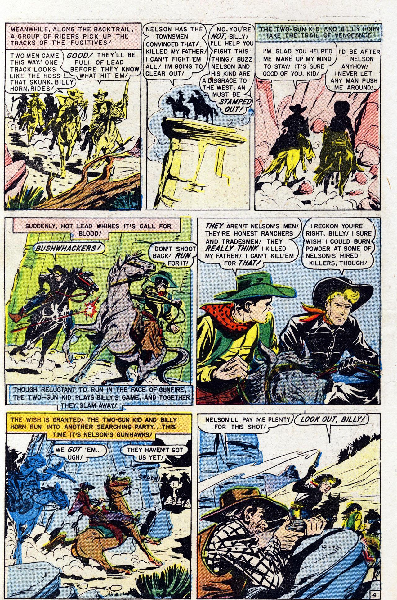 Read online Two-Gun Kid comic -  Issue #7 - 6