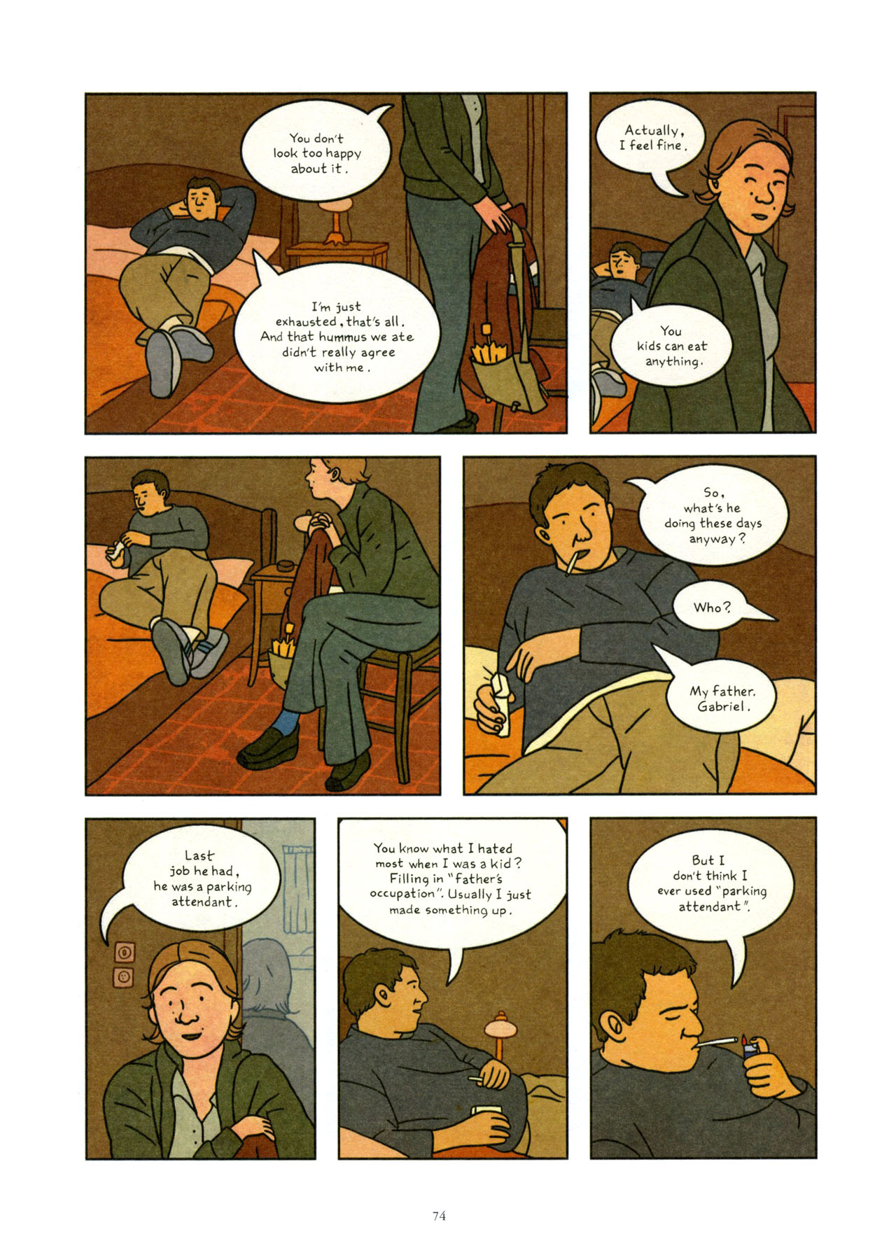 Read online Exit Wounds comic -  Issue # TPB - 75