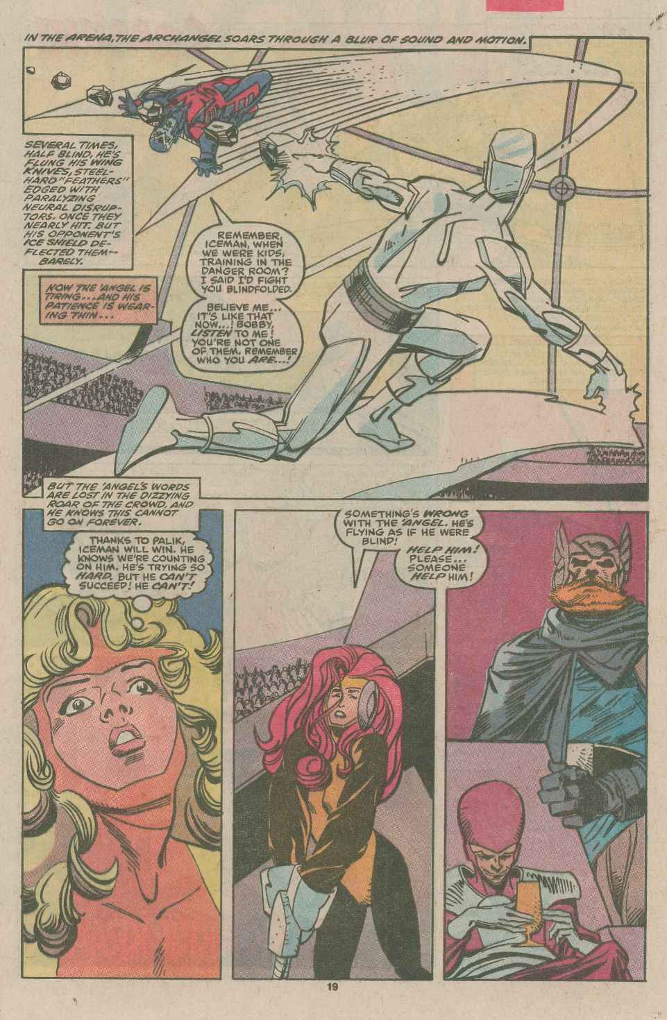 Read online X-Factor (1986) comic -  Issue #49 - 15