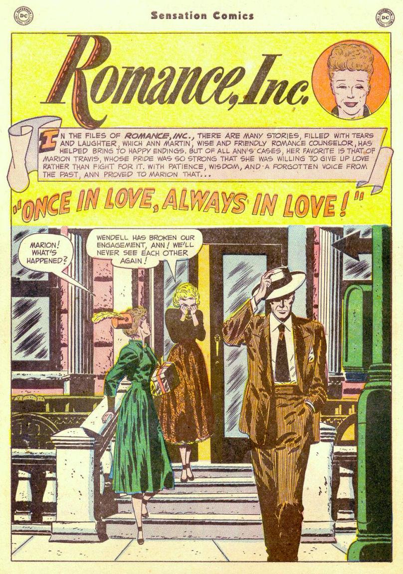 Read online Sensation (Mystery) Comics comic -  Issue #98 - 39