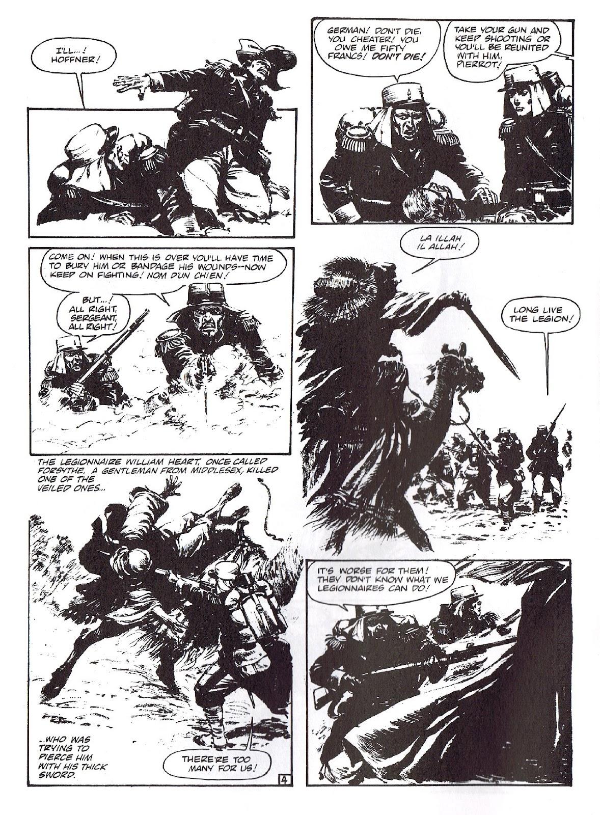 Read online Merchants of Death comic -  Issue #4 - 6