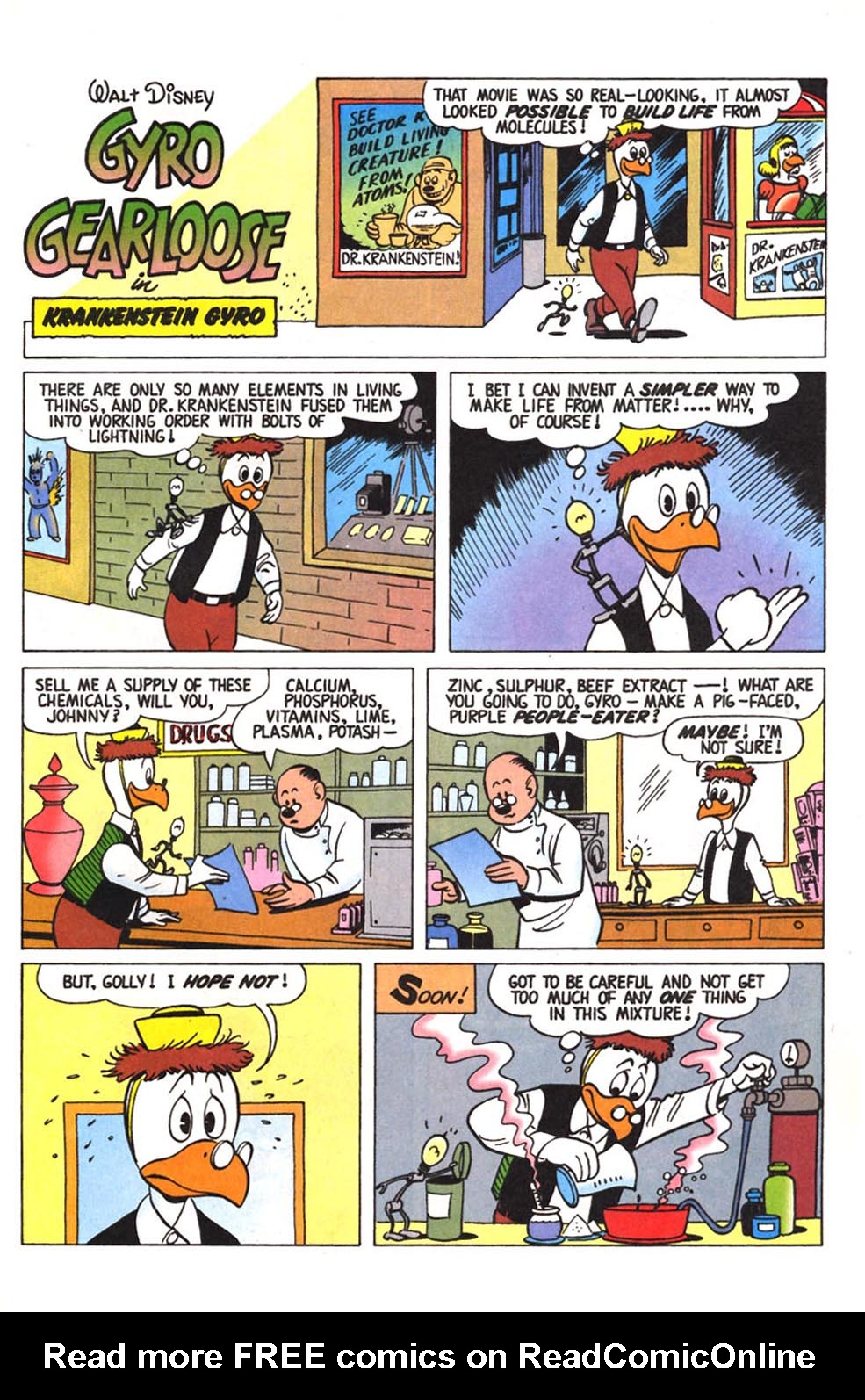 Read online Uncle Scrooge (1953) comic -  Issue #307 - 30