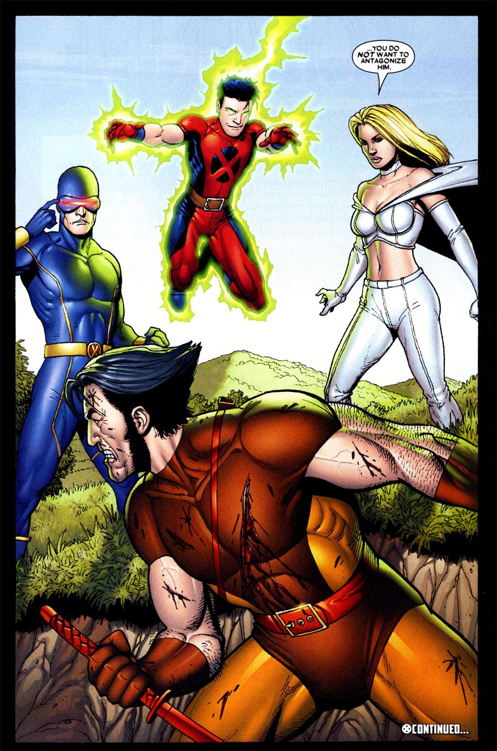 Read online Wolverine: Origins comic -  Issue #4 - 25