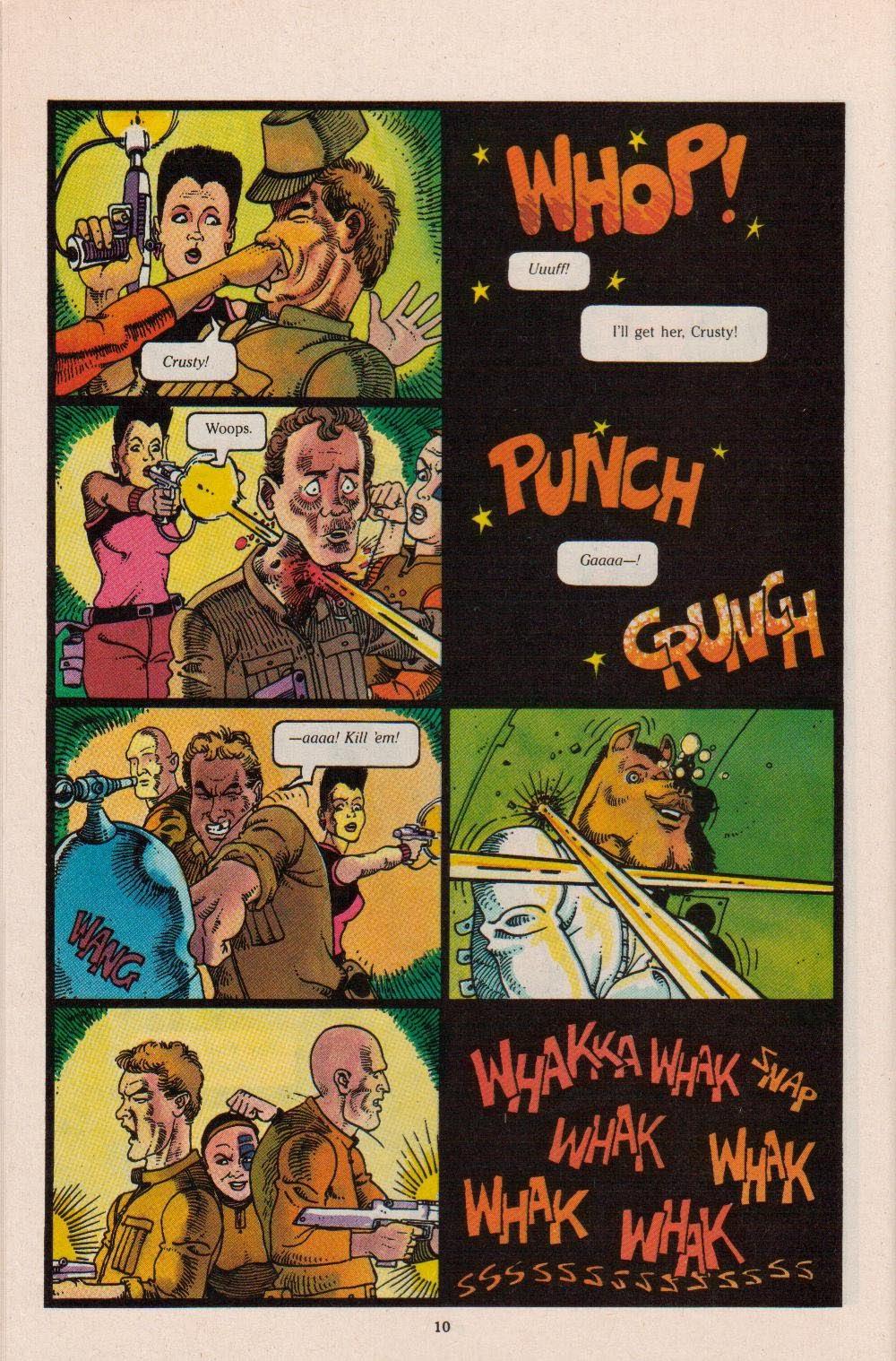 Read online Dalgoda comic -  Issue #8 - 12