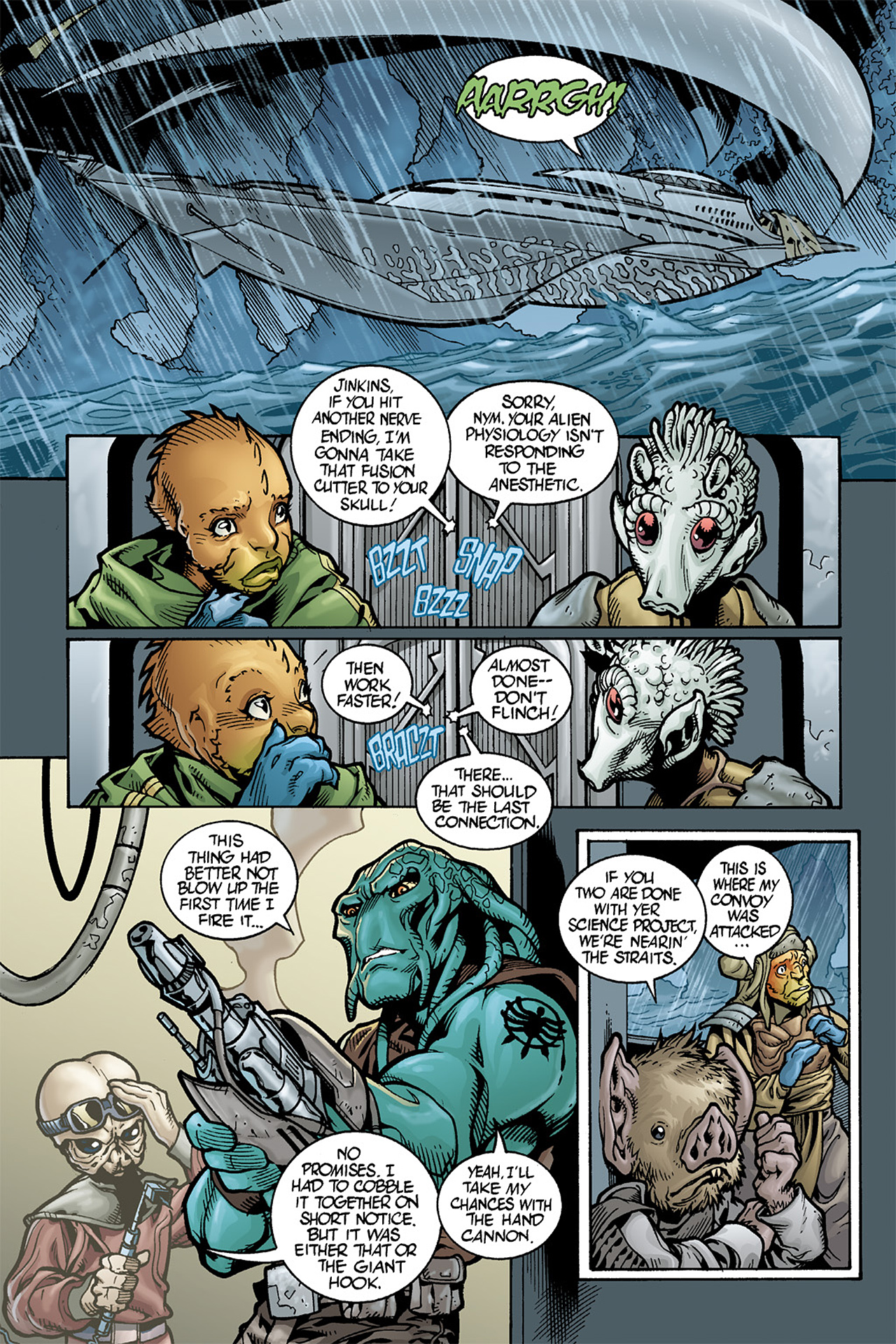 Read online Star Wars Omnibus comic -  Issue # Vol. 10 - 404