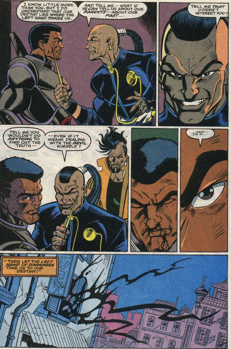 The New Warriors Issue #22 #26 - English 4