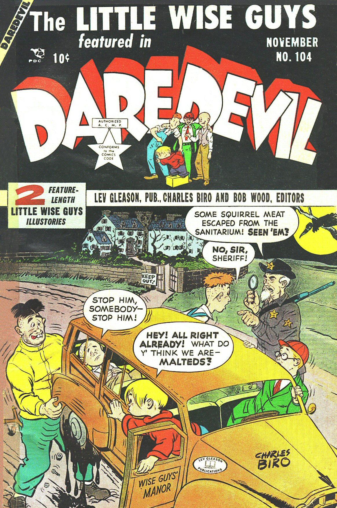 Daredevil (1941) 104 Page 1