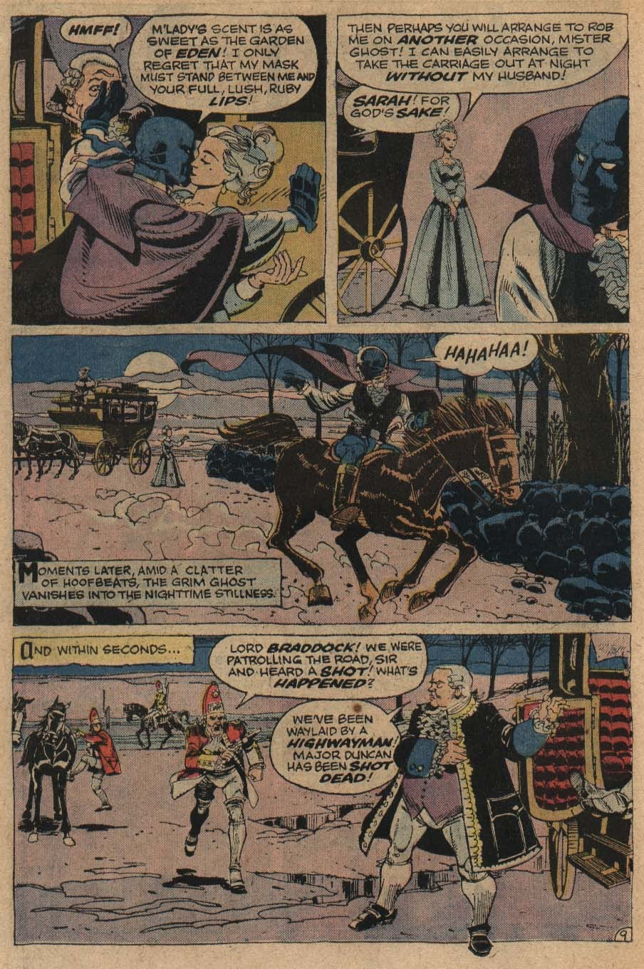 The Grim Ghost (1975) issue 1 - Page 11