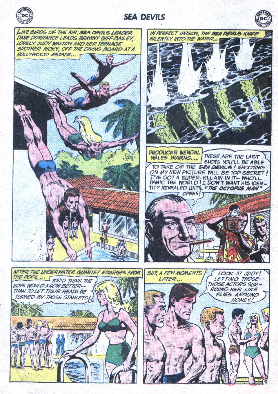 Sea Devils issue 1 - Page 5