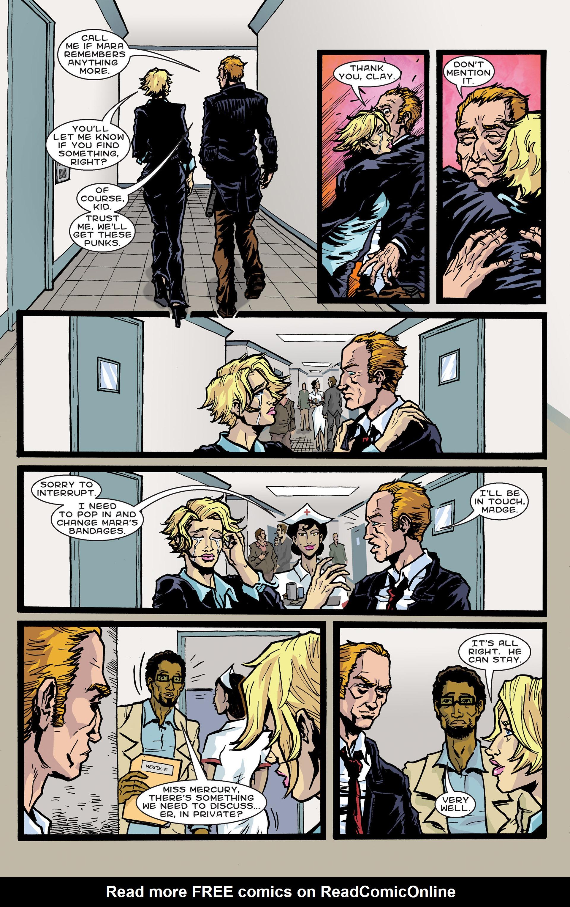 Read online Birth of Venus comic -  Issue #1 - 23