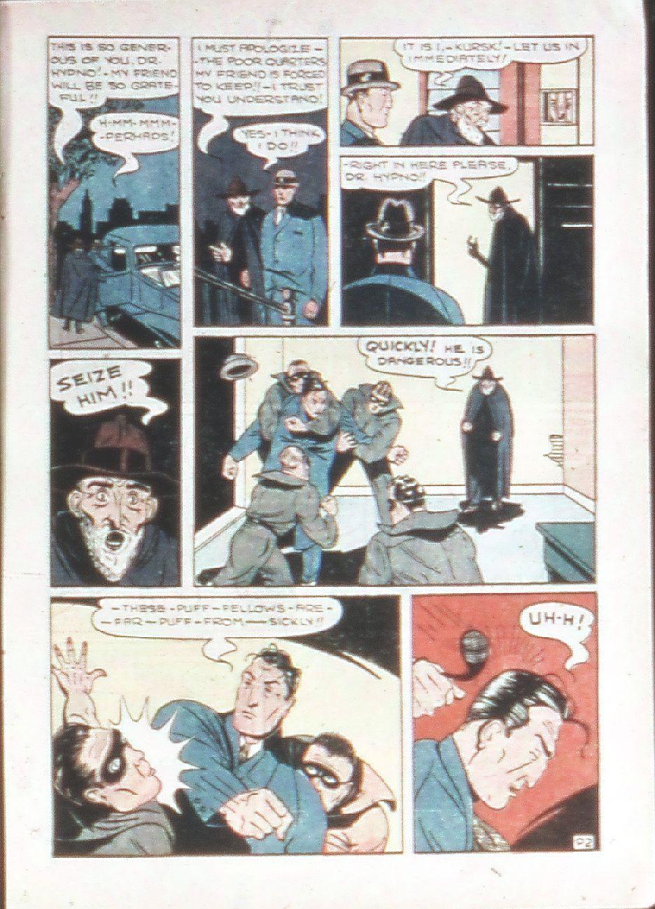 Read online Amazing Man Comics comic -  Issue #18 - 23