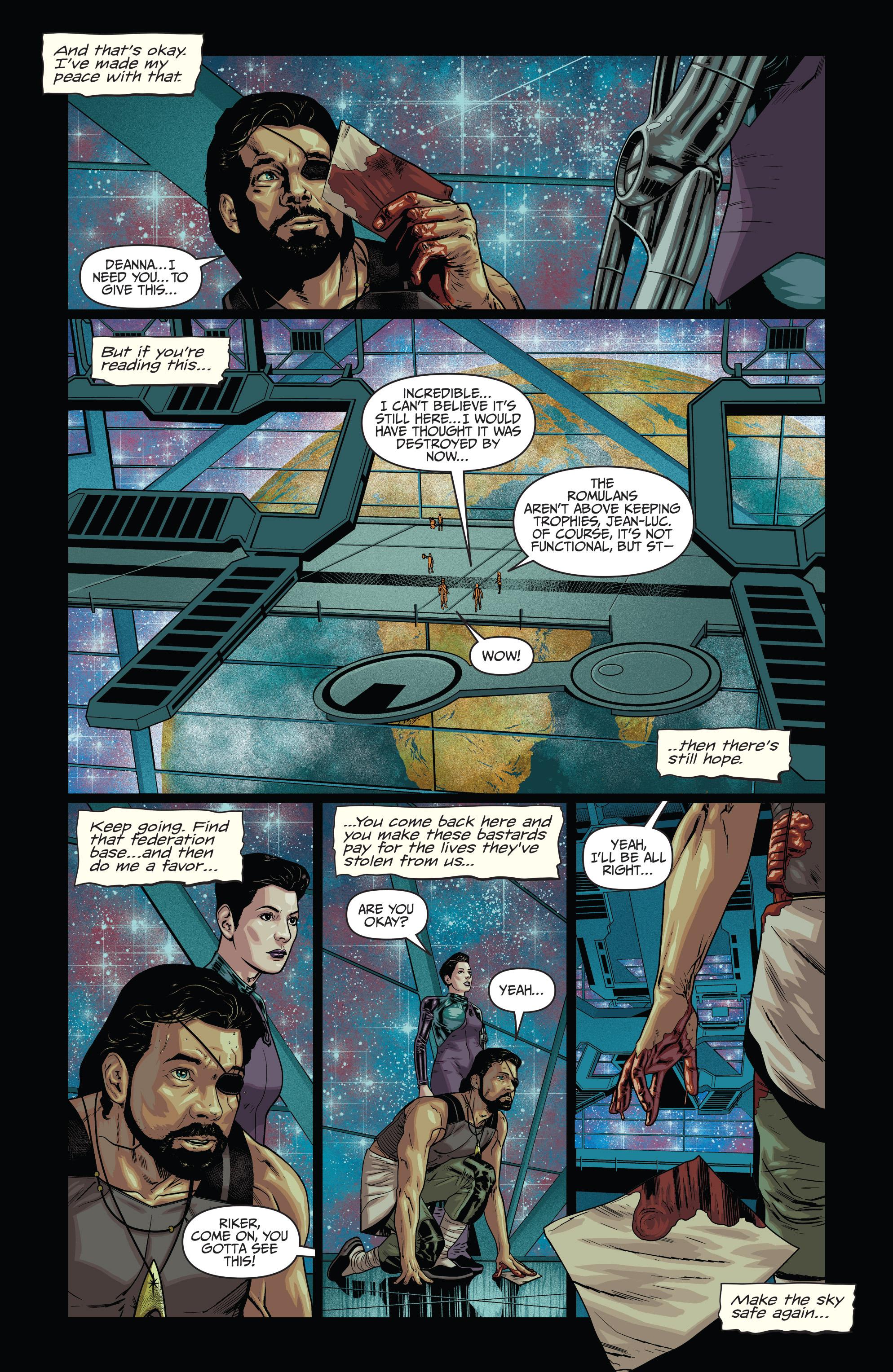Read online Star Trek: Deviations comic -  Issue # Full - 26