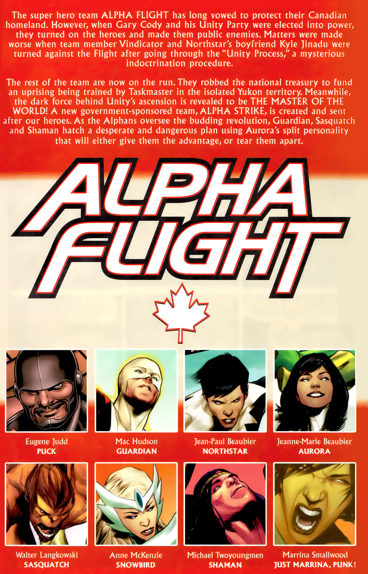 Read online Alpha Flight (2011) comic -  Issue #6 - 2