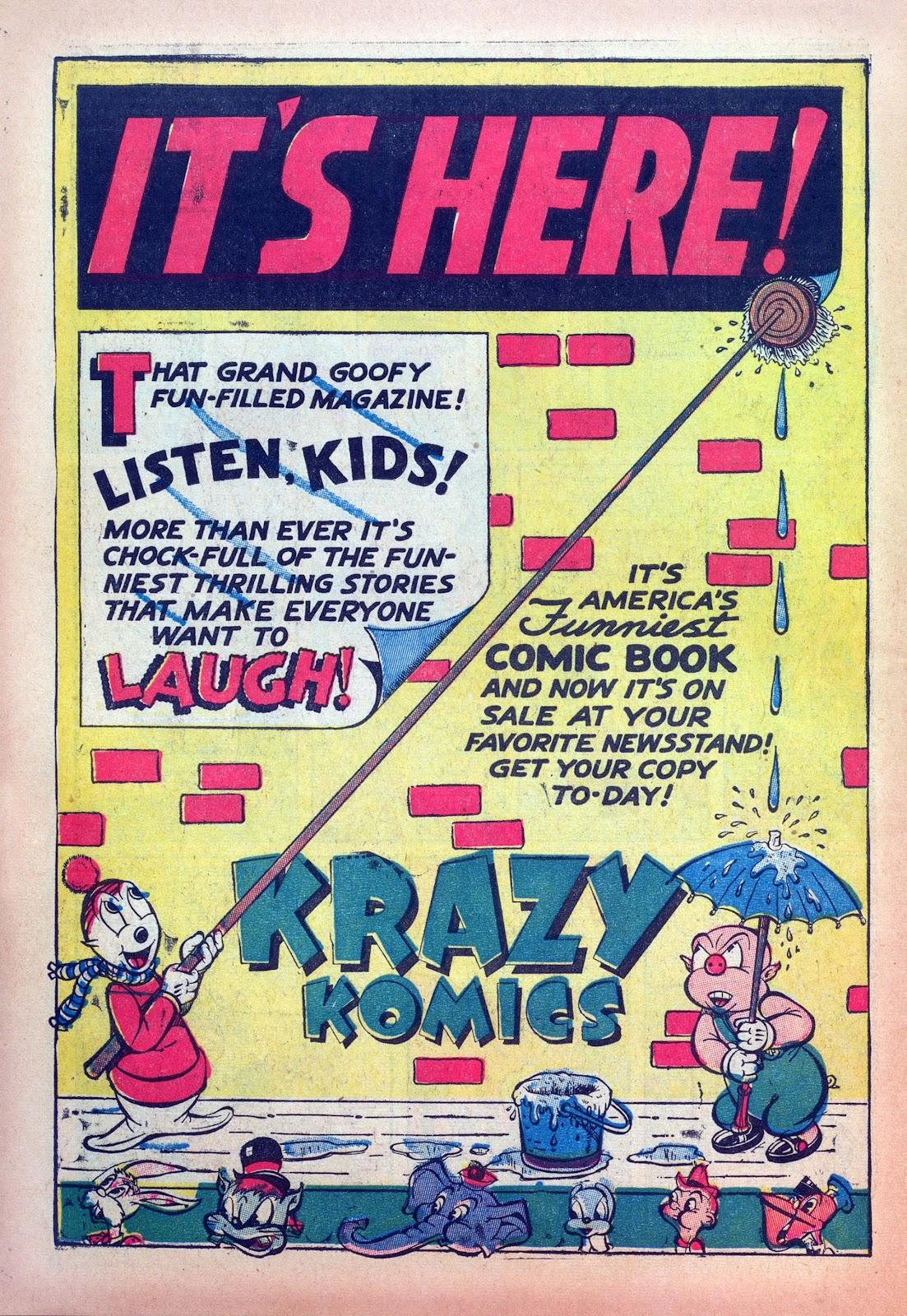Read online Joker Comics comic -  Issue #9 - 58