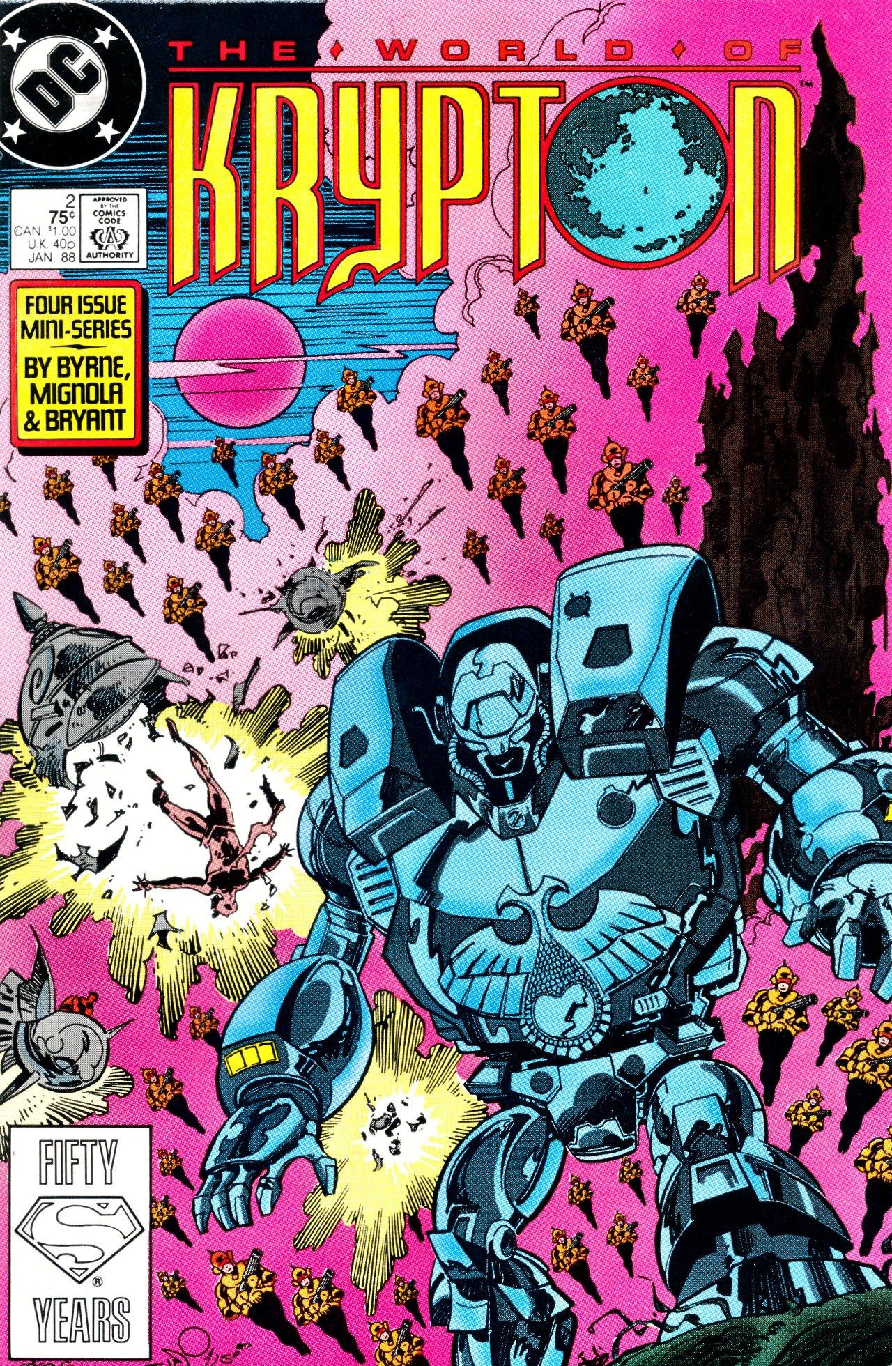 Read online World of Krypton comic -  Issue #2 - 2