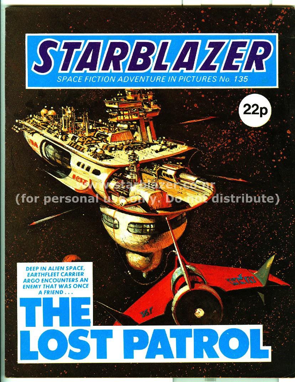 Starblazer issue 135 - Page 1