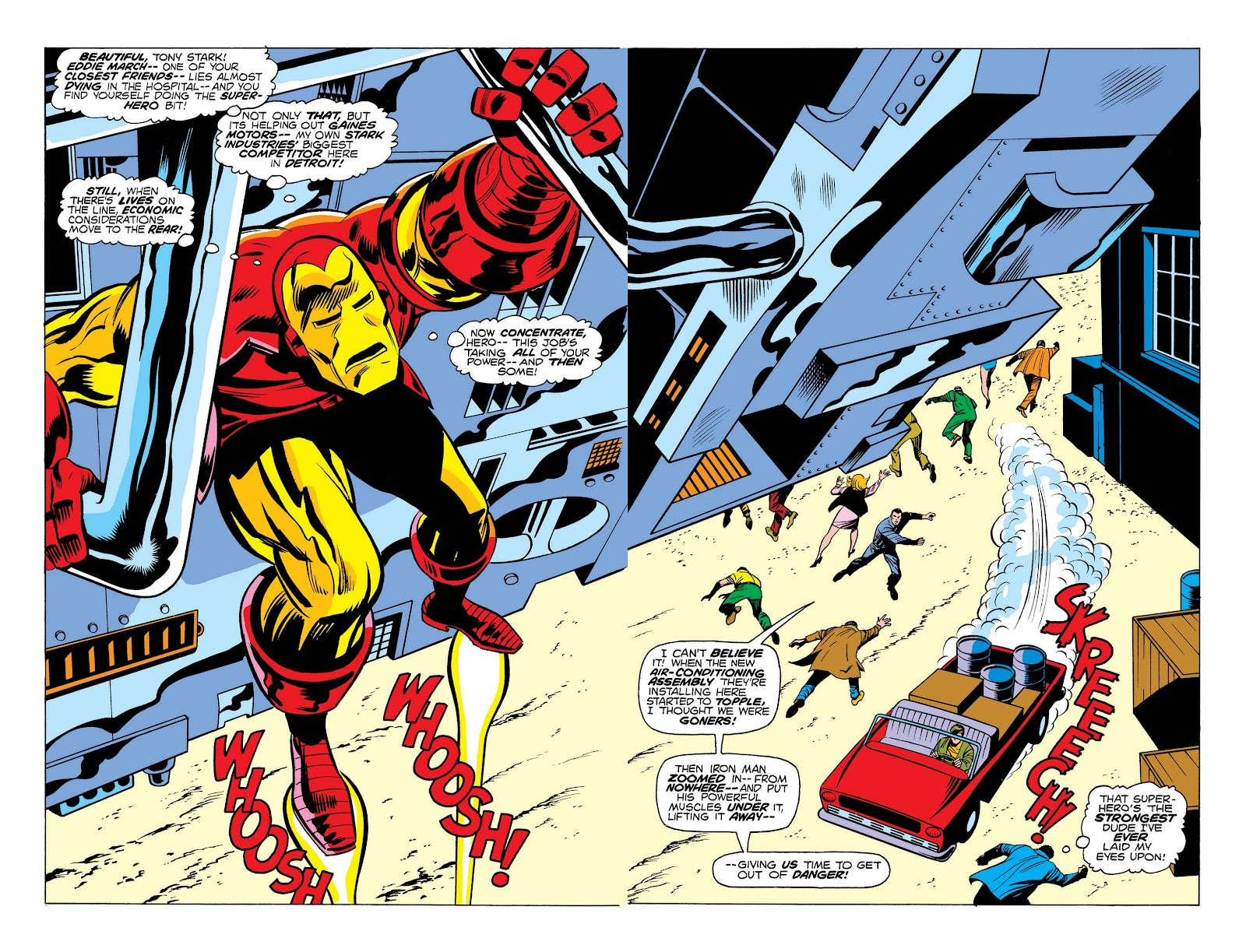 Read online Marvel Masterworks: The Invincible Iron Man comic -  Issue # TPB 9 (Part 3) - 75