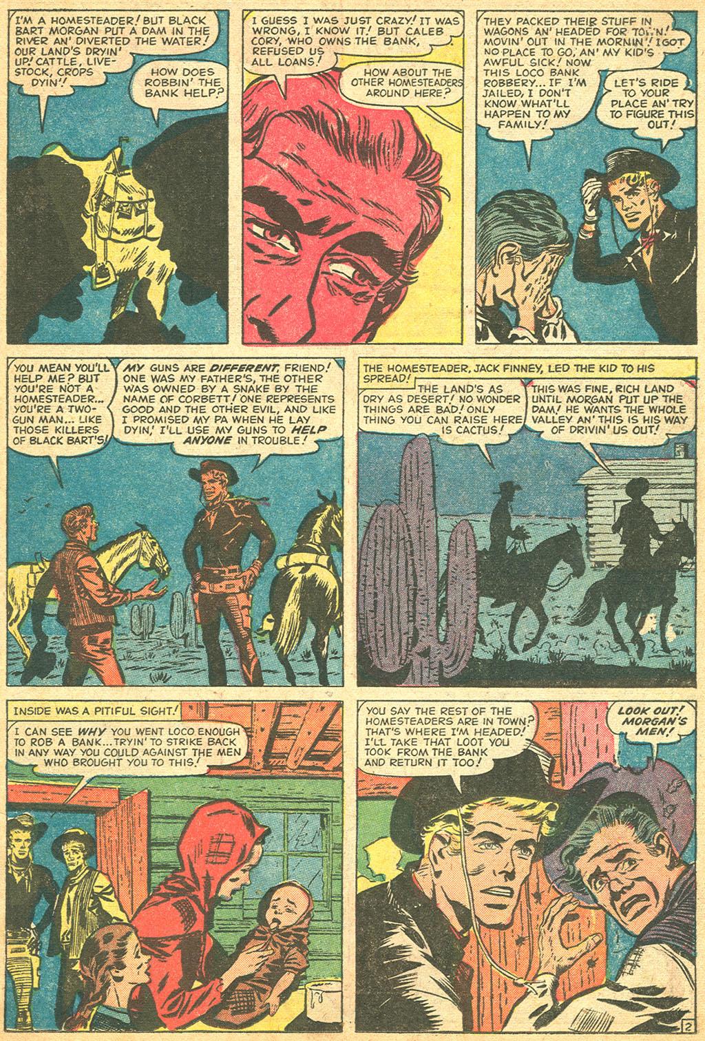 Read online Two-Gun Kid comic -  Issue #37 - 11