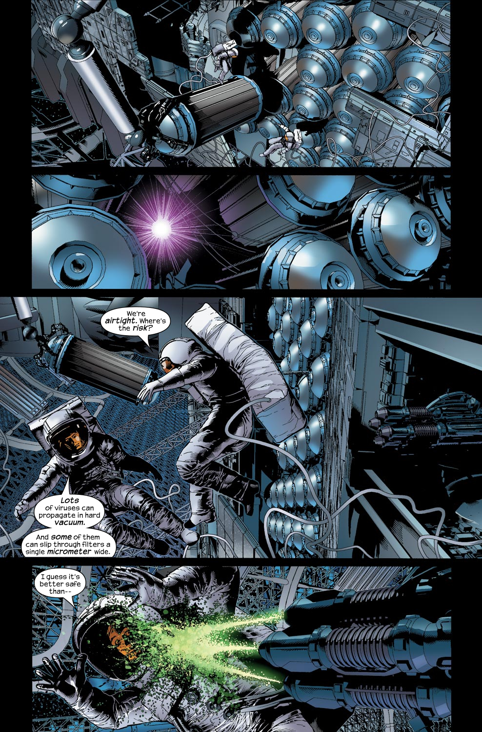 Read online Ultimate Vision comic -  Issue #2 - 12