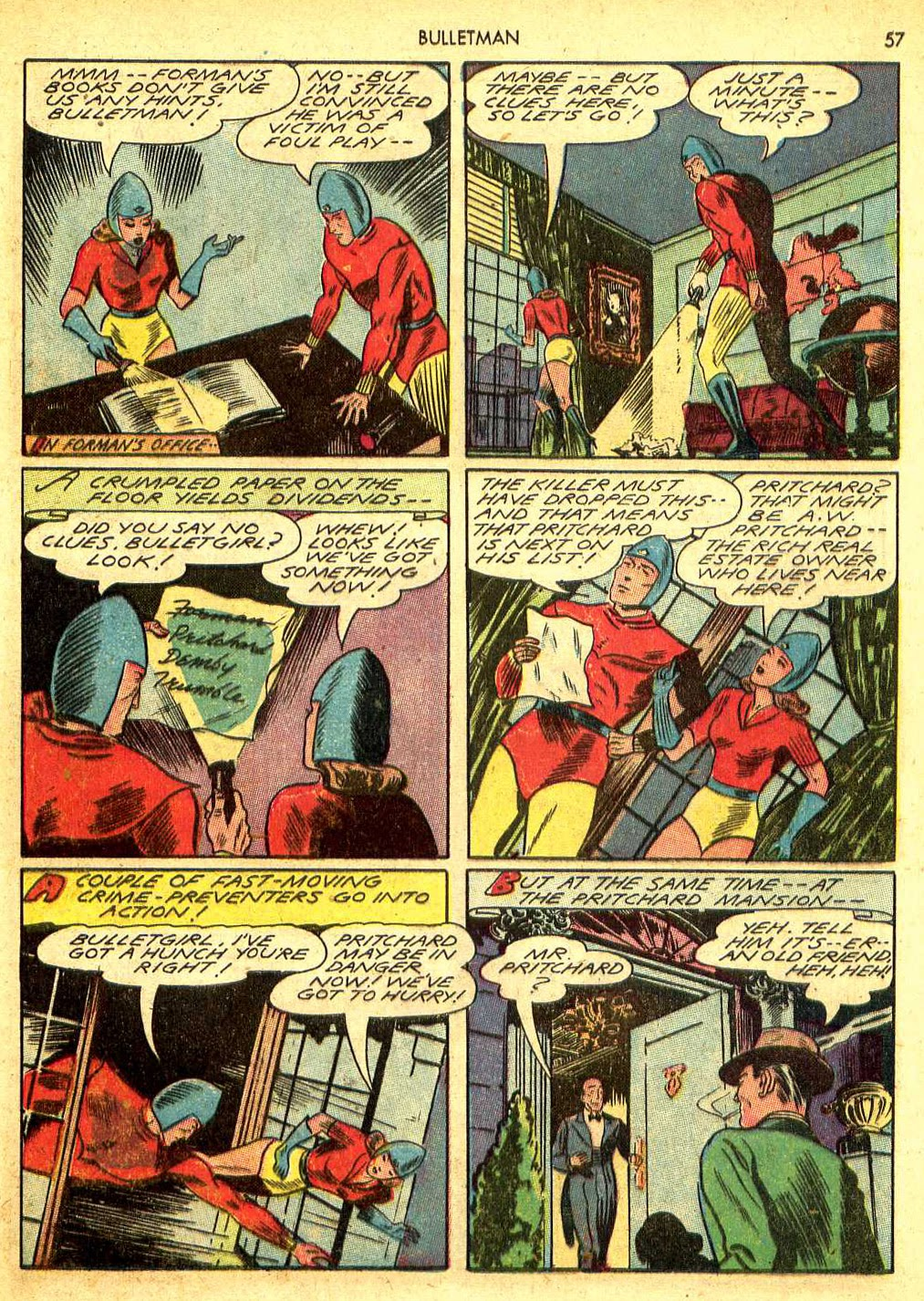 Bulletman issue 12 - Page 56