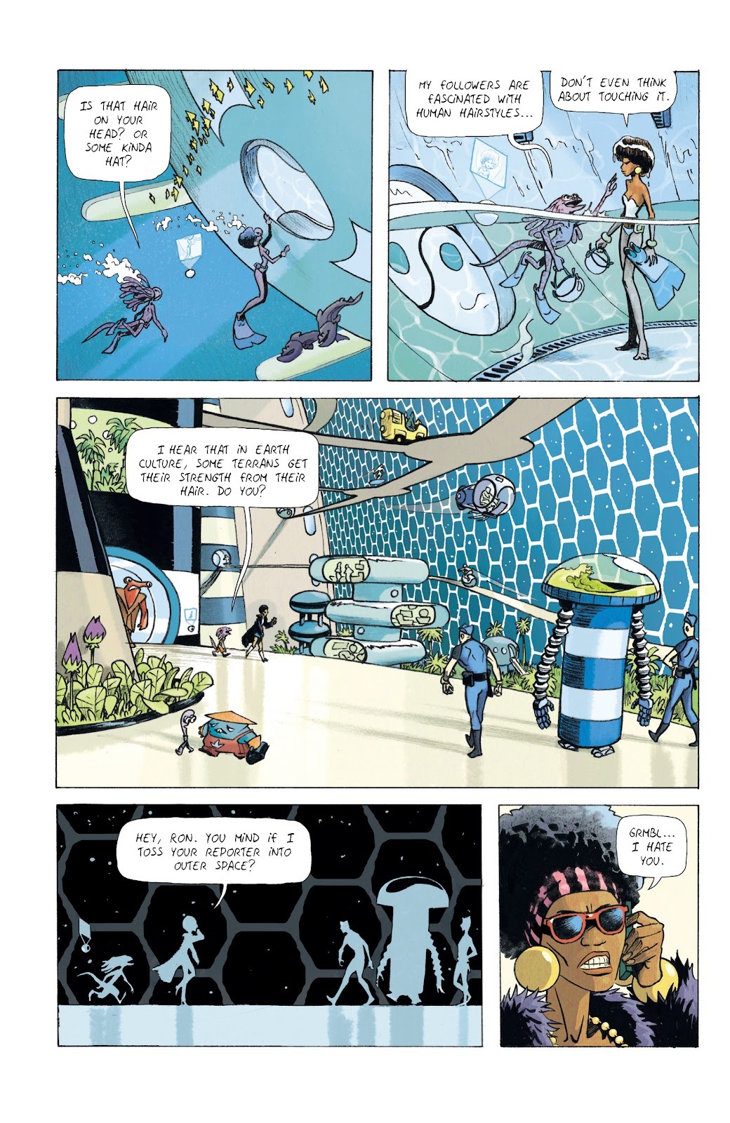 Read online Infinity 8 comic -  Issue #10 - 5