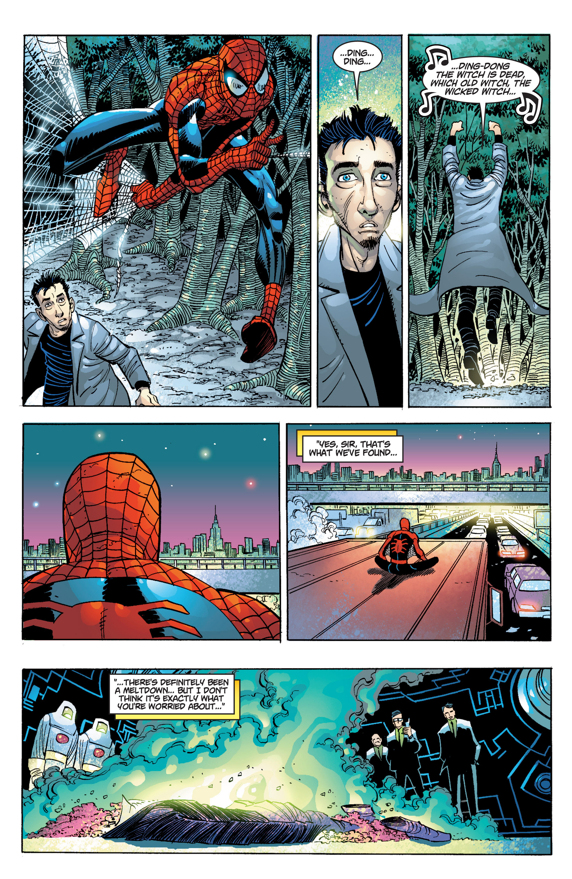 The Amazing Spider-Man (1999) 35 Page 15