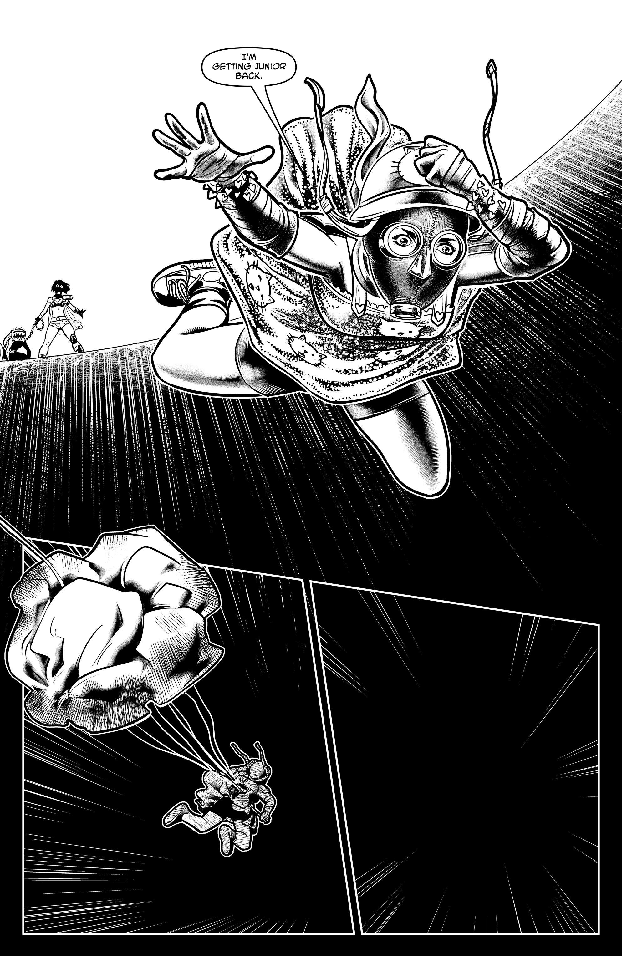 Read online Alan Moore's Cinema Purgatorio comic -  Issue #7 - 26