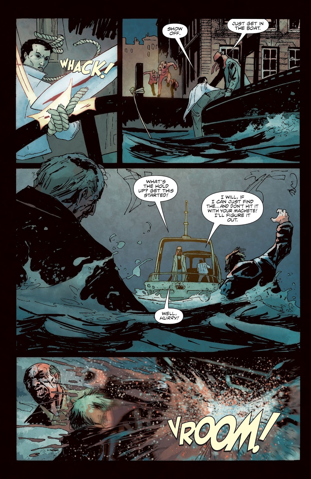 28 Days Later issue 24 - Page 11