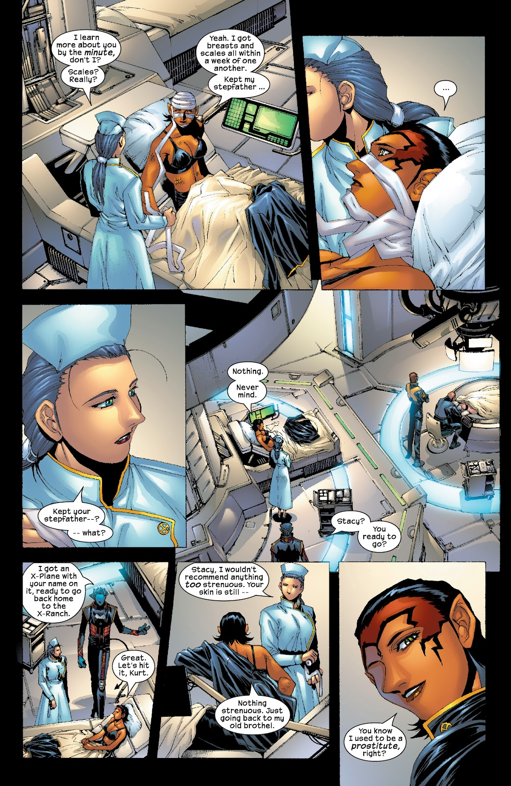 Read online X-Men: Unstoppable comic -  Issue # TPB (Part 2) - 55