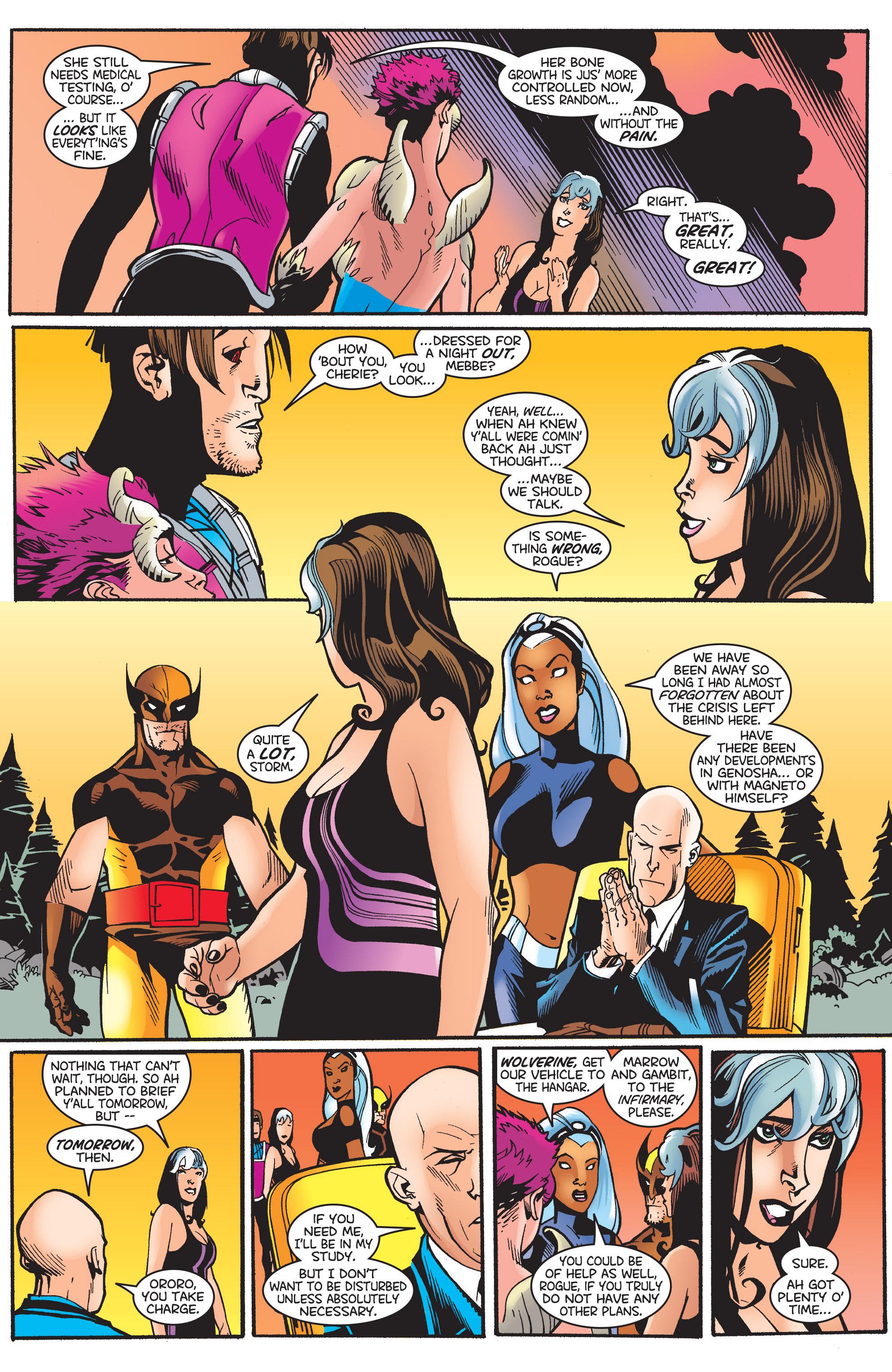 X-Men (1991) 91 Page 8