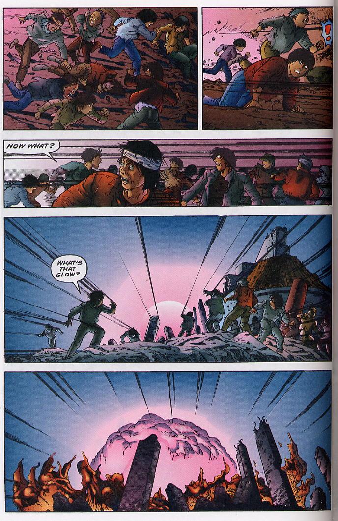 Read online Akira comic -  Issue #36 - 34
