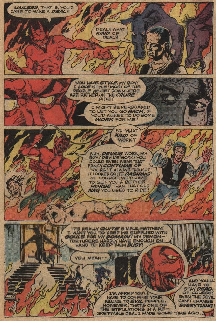 The Grim Ghost (1975) issue 1 - Page 20