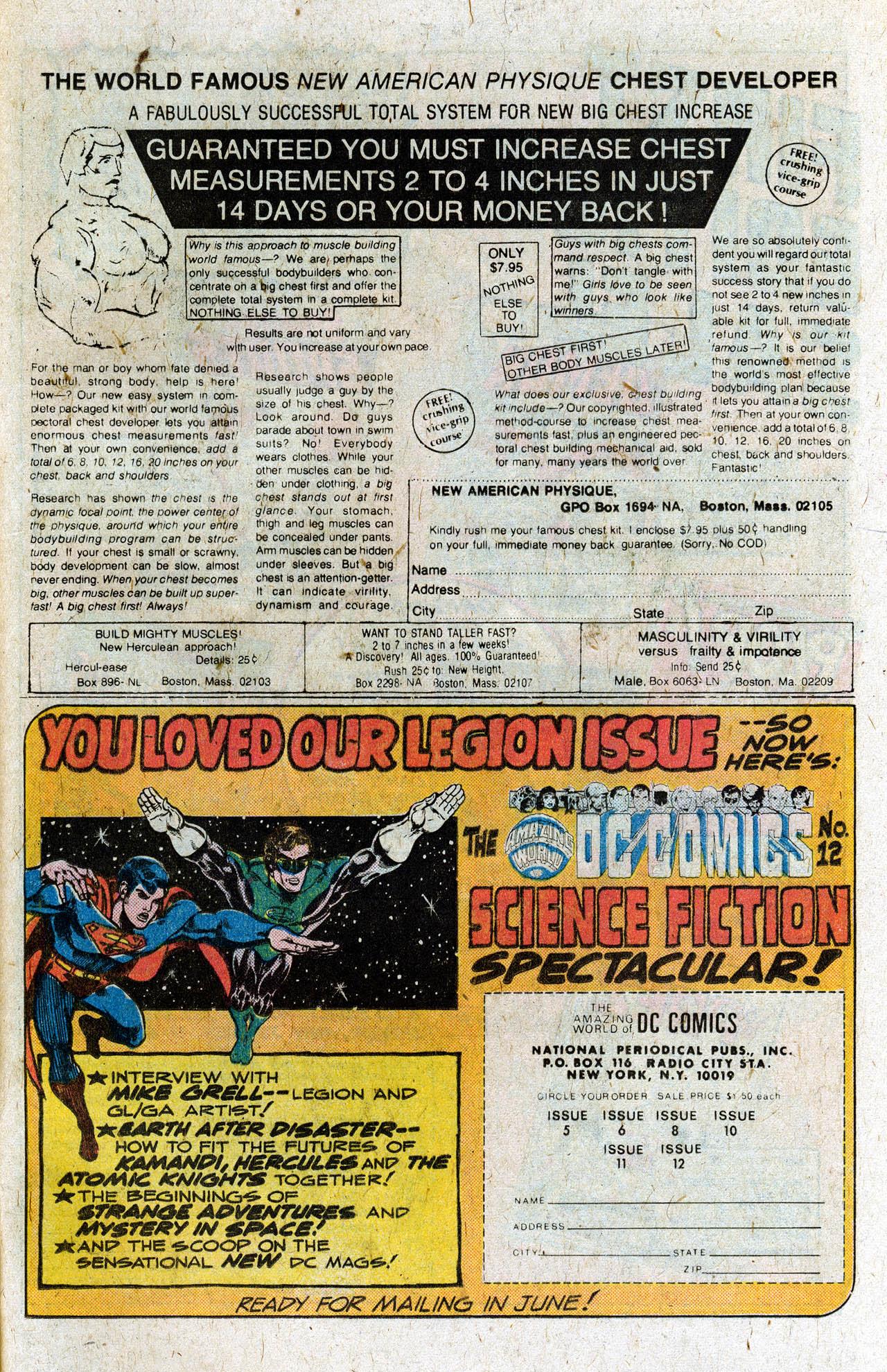 Read online Secret Society of Super-Villains comic -  Issue #3 - 28